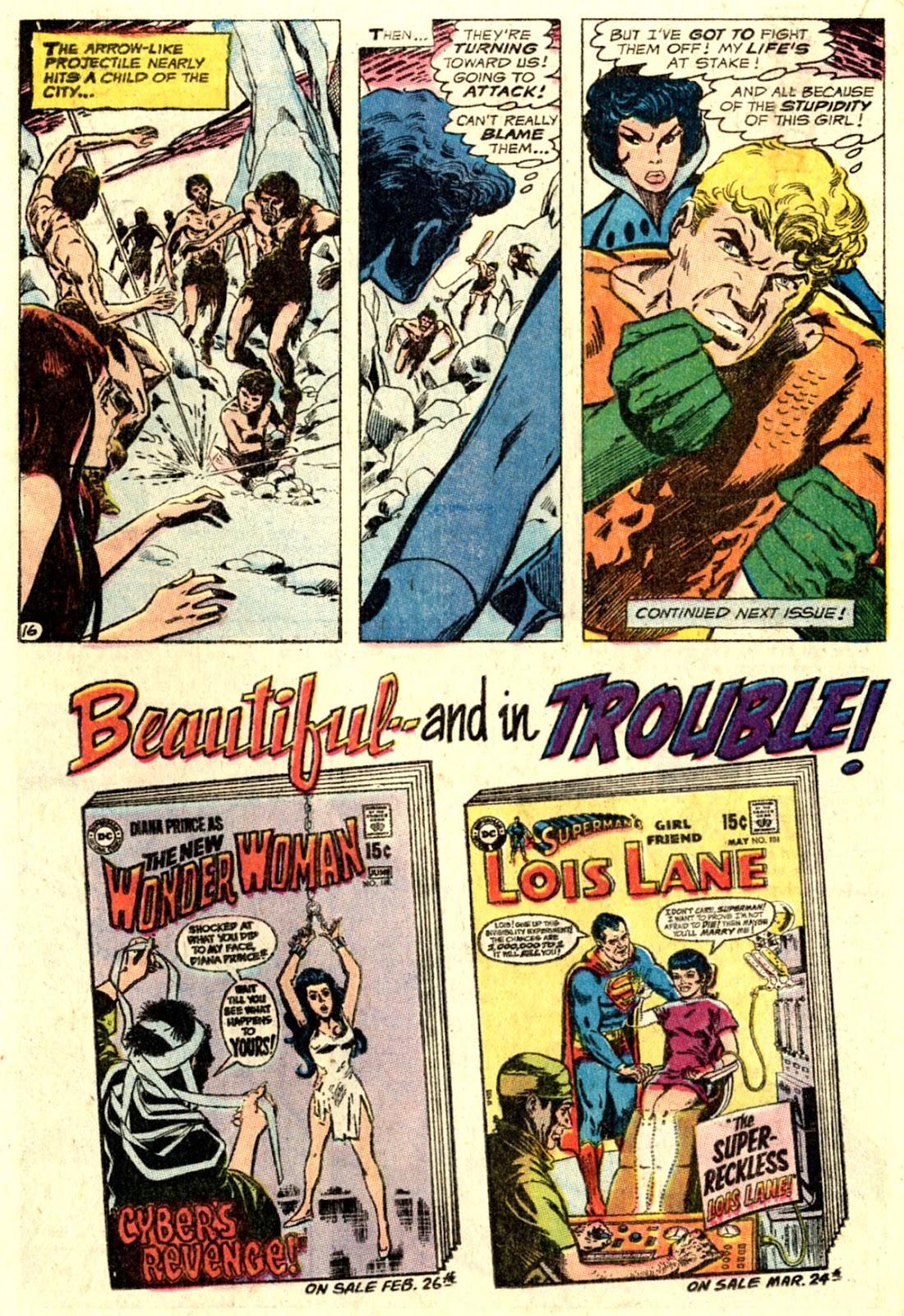 Aquaman (1962) Issue #51 #51 - English 20