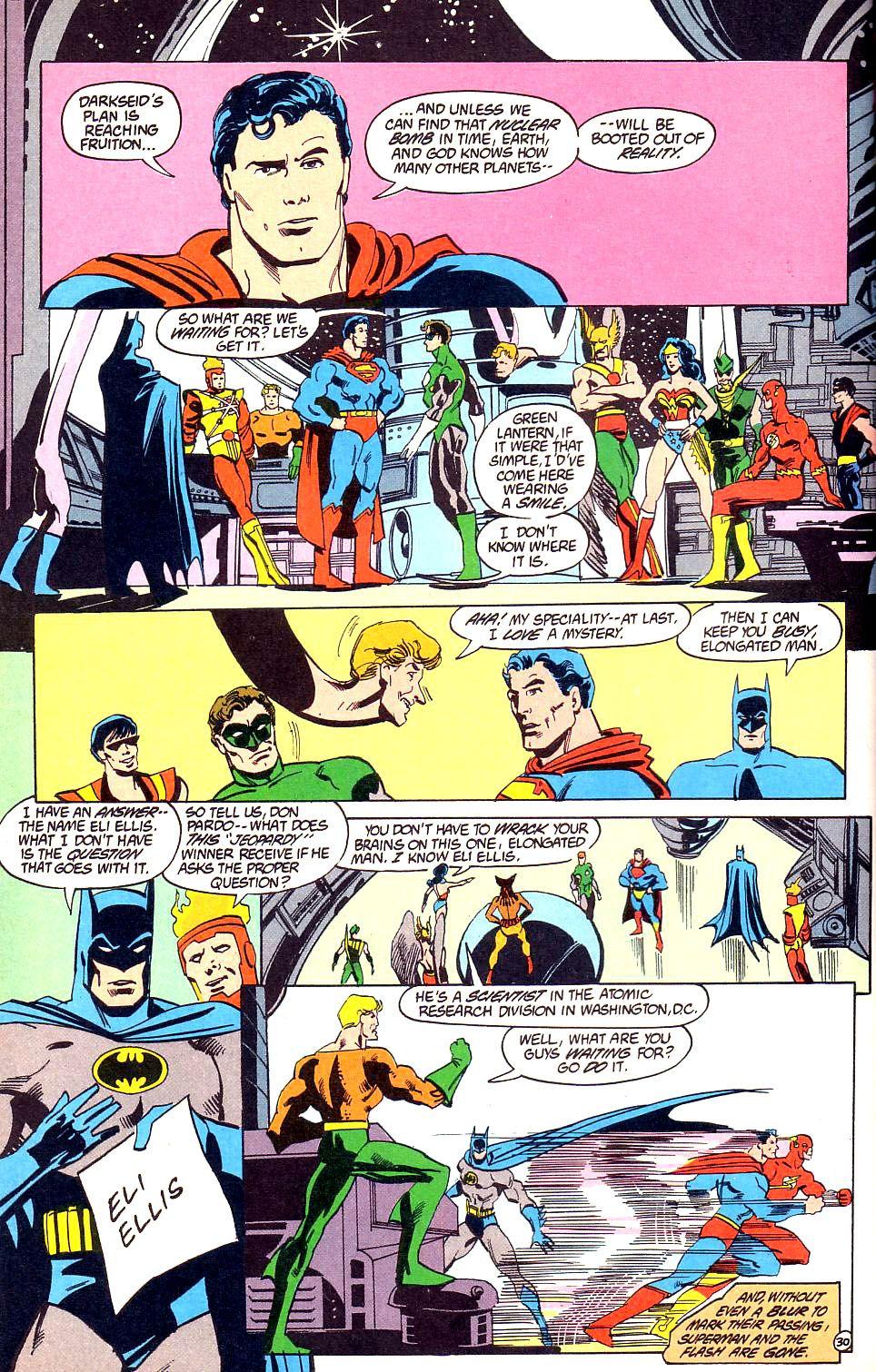 DC Challenge #12 #12 - English 31