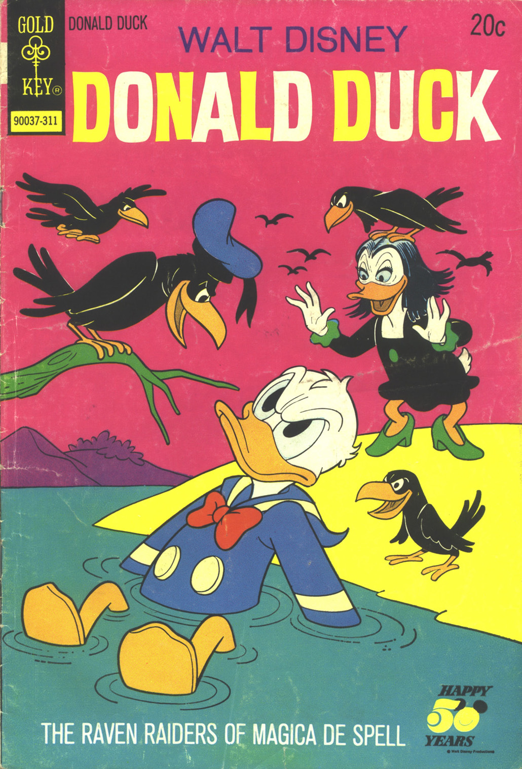 Donald Duck (1962) 153 Page 1
