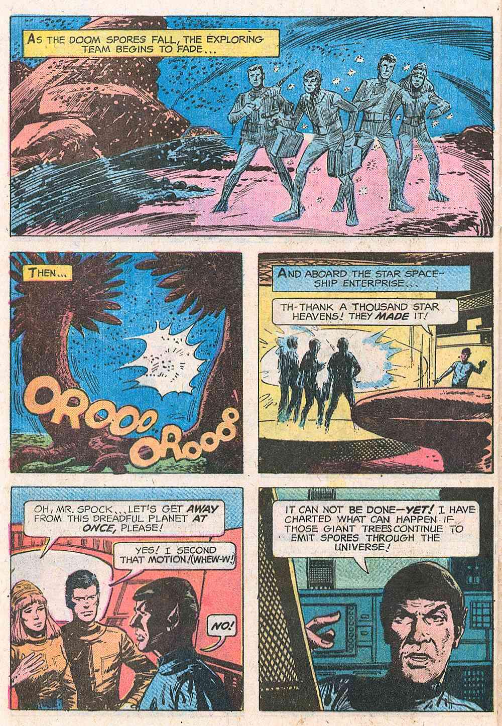 Star Trek (1967) Issue #29 #29 - English 25