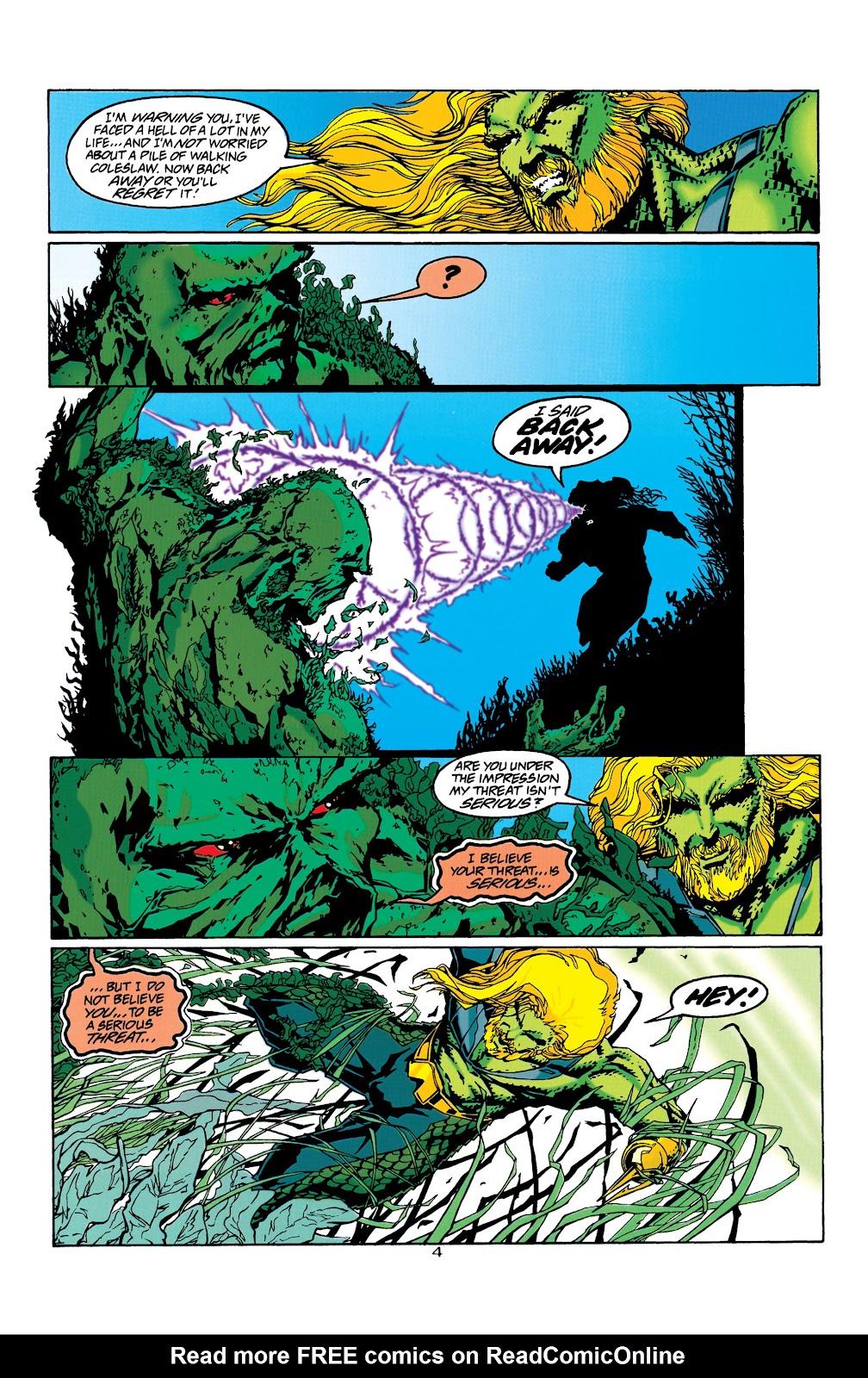 Aquaman (1994) Issue #32 #38 - English 4