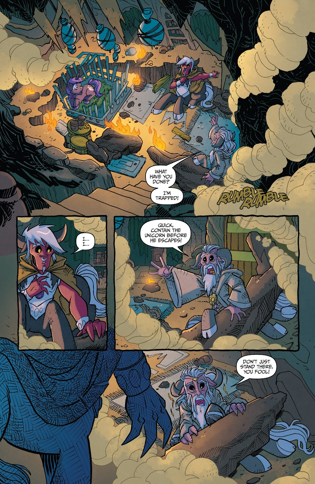 My Little Pony: Fiendship is Magic Issue #2 #2 - English 17