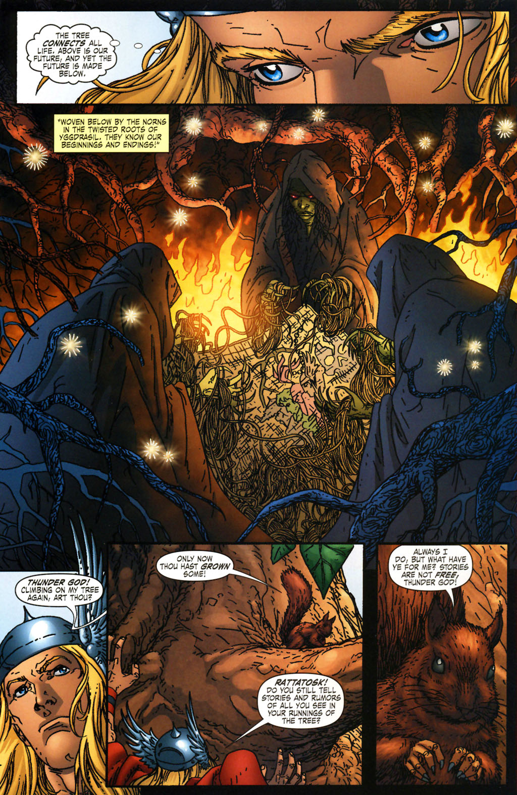 Read online Thor: Blood Oath comic -  Issue #2 - 6