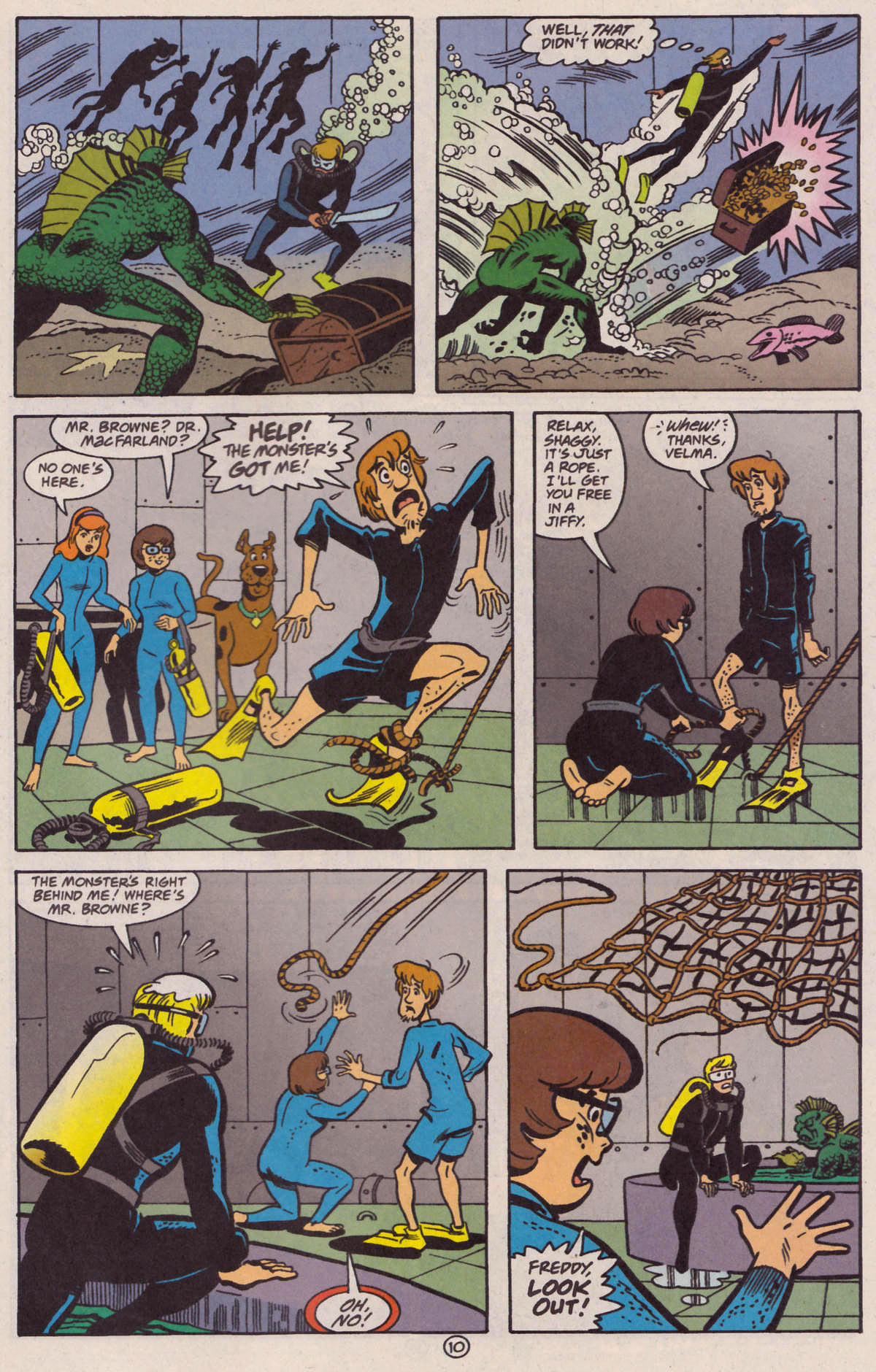 Read online Scooby-Doo (1997) comic -  Issue #29 - 21