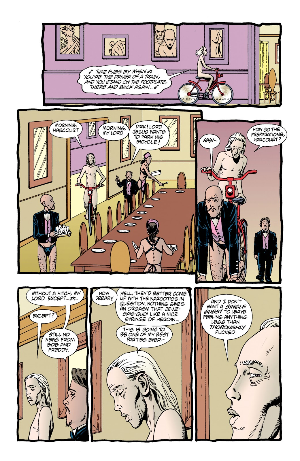 Preacher Issue #14 #23 - English 12