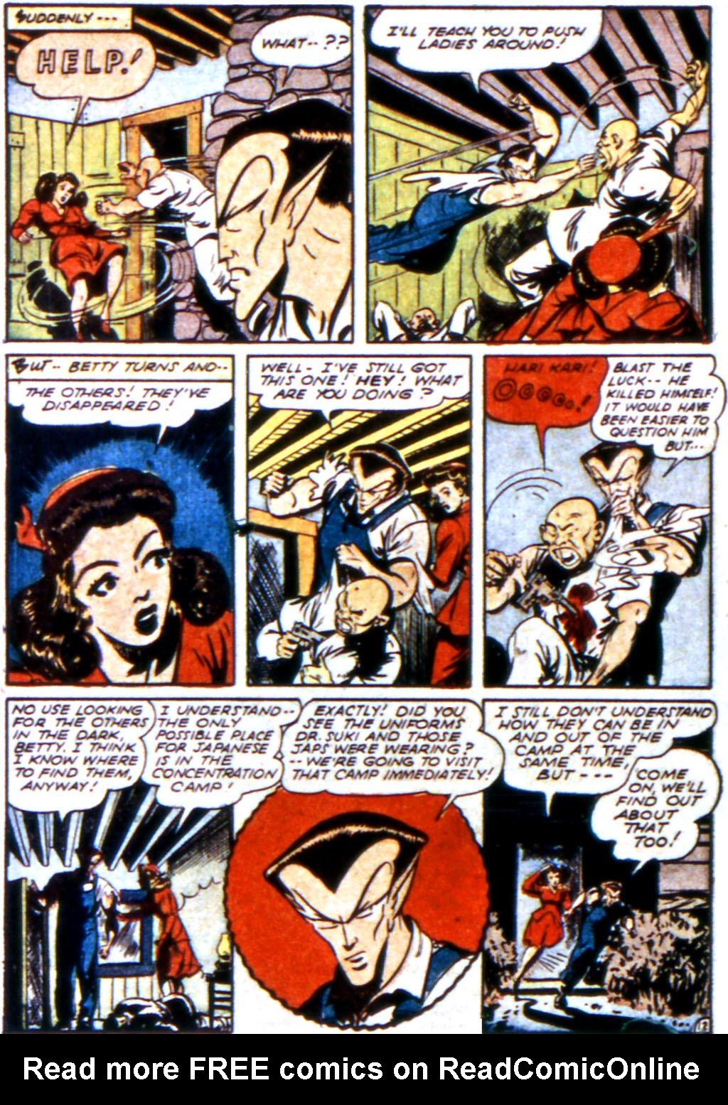 Sub-Mariner Comics Issue #11 #11 - English 32