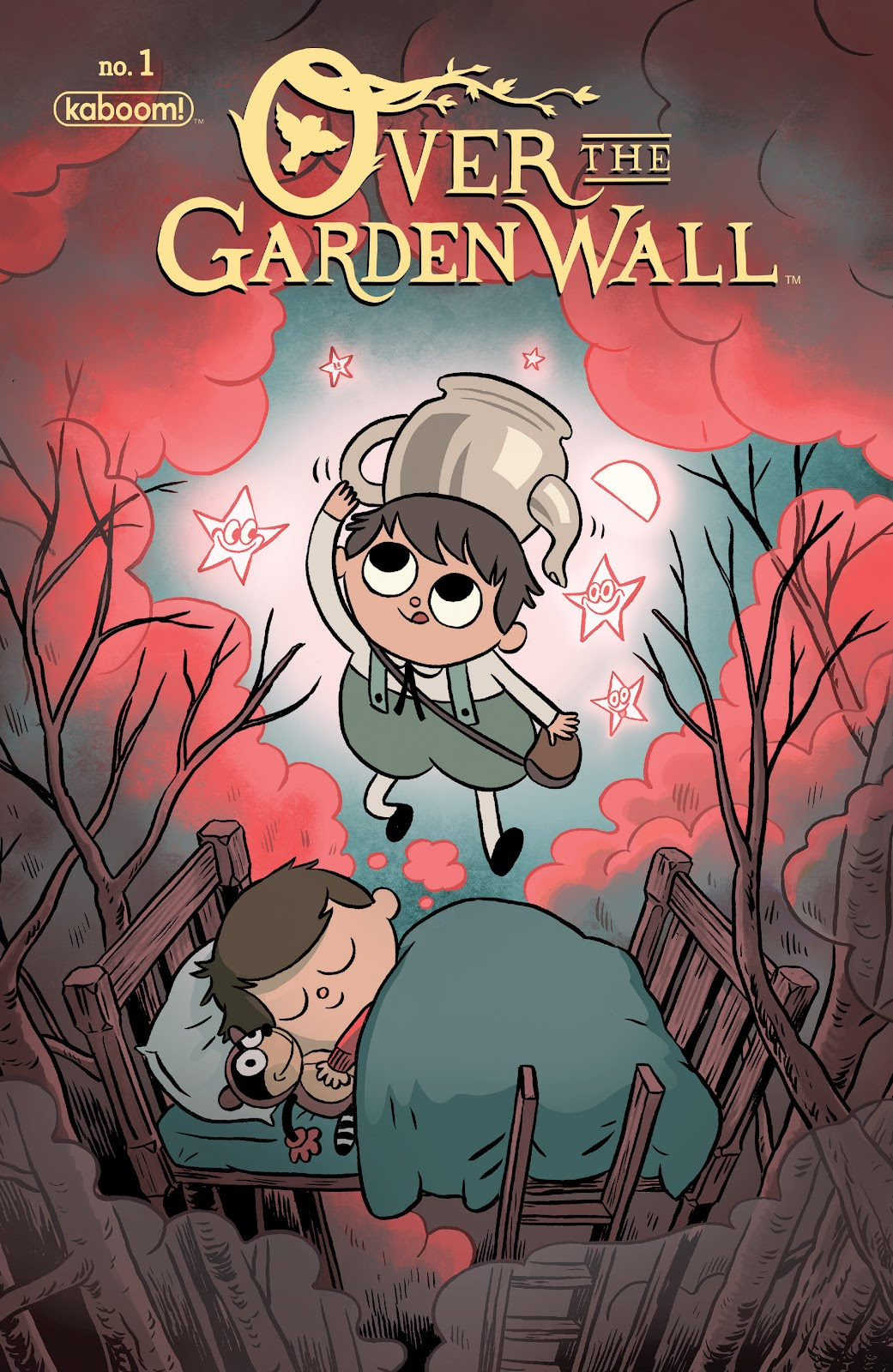 Over the Garden Wall (2016) Issue #1 #1 - English 1