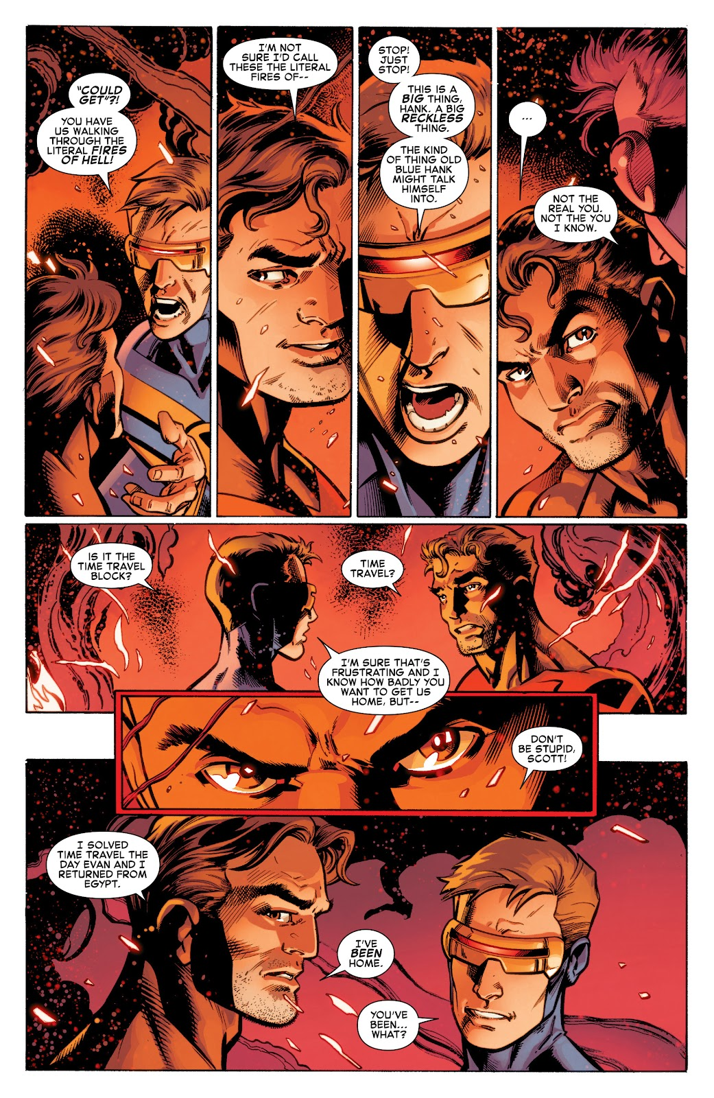 All-New X-Men (2016) Issue #15 #17 - English 11