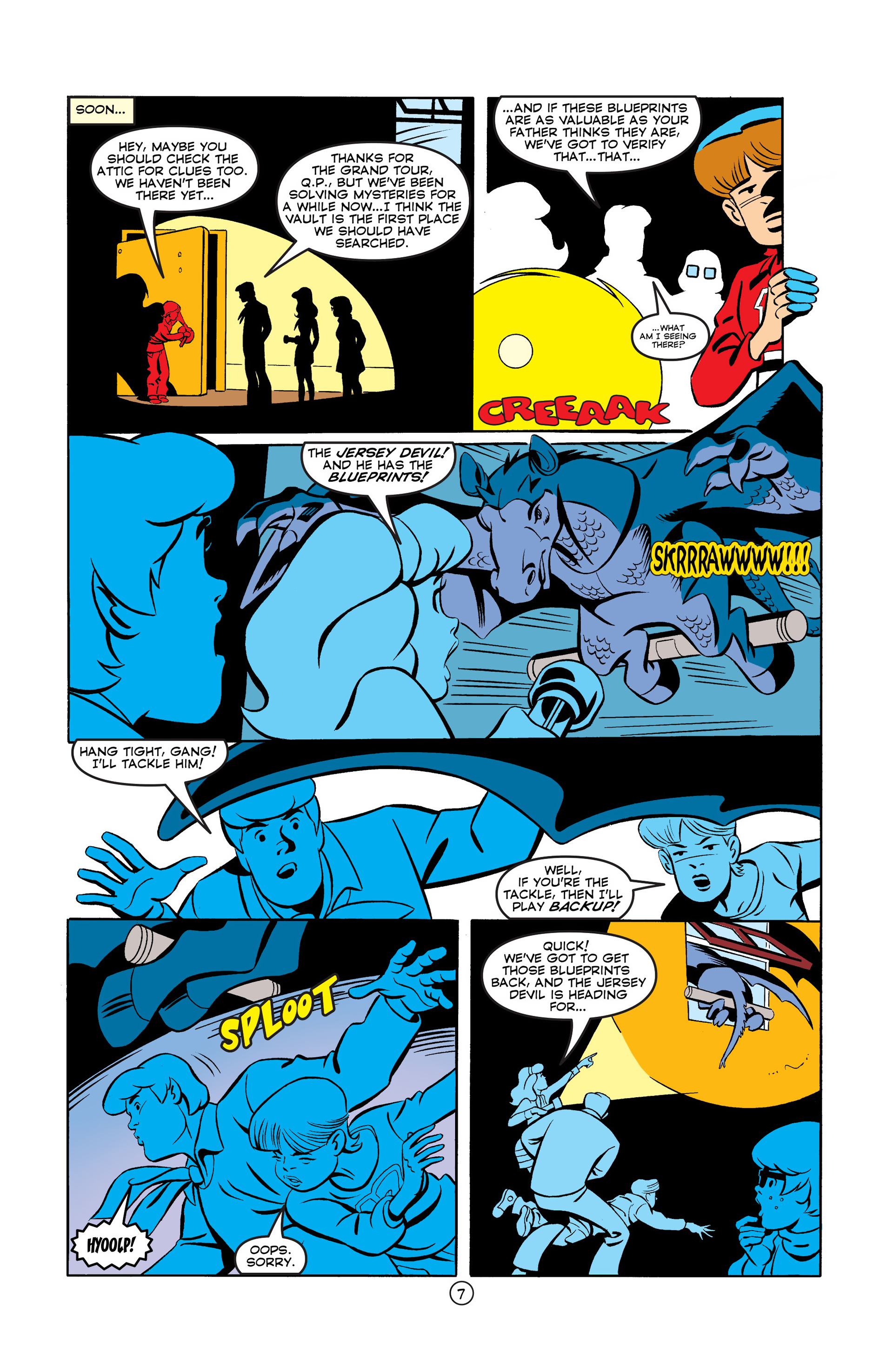 Read online Scooby-Doo (1997) comic -  Issue #44 - 18