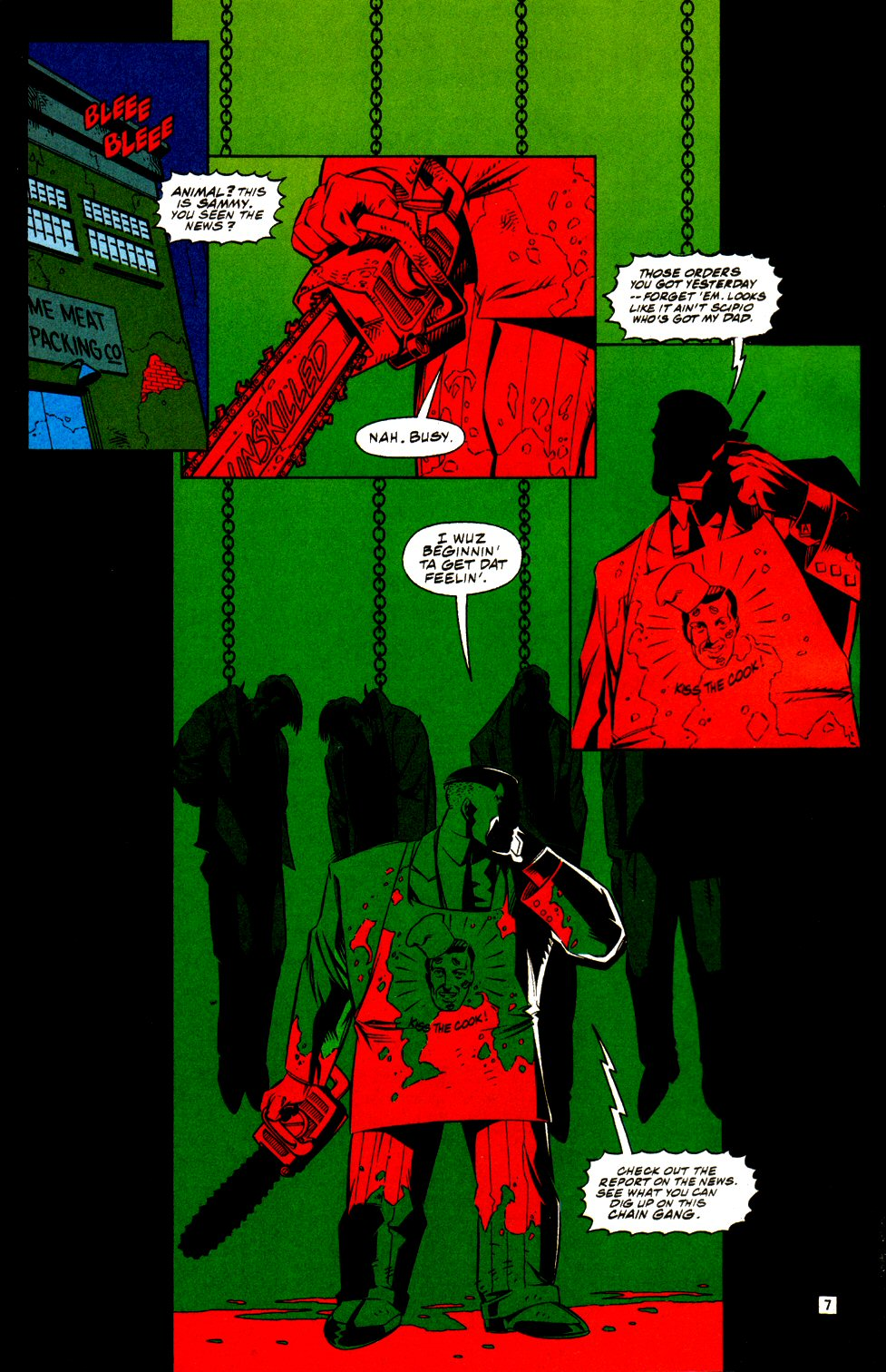 Chain Gang War 2 Page 7