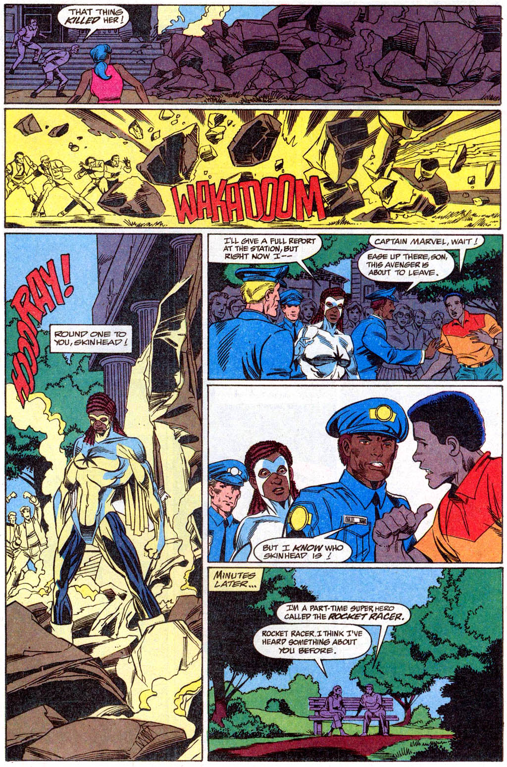 Captain Marvel (1989) 2 Page 29