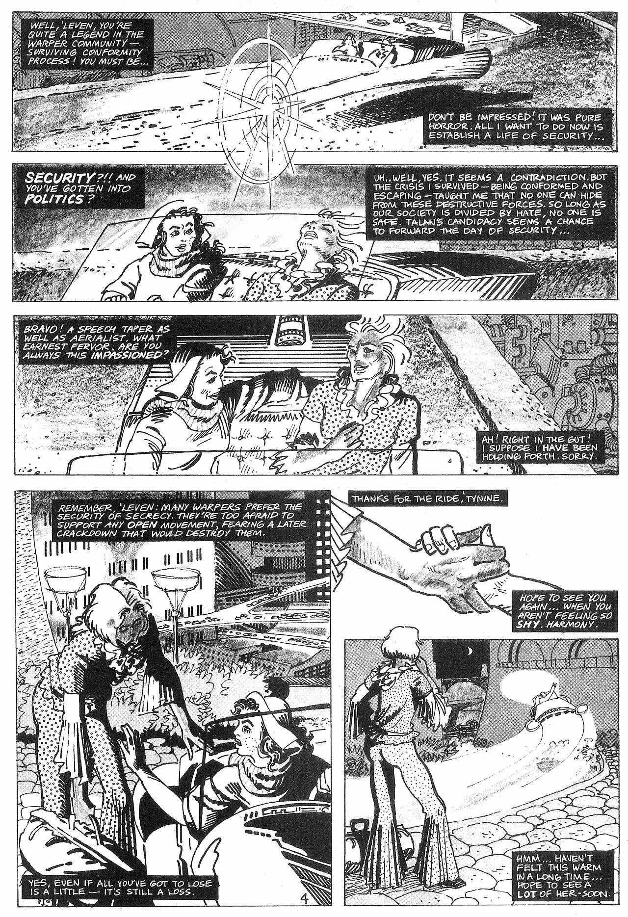 Read online Star*Reach comic -  Issue #18 - 7