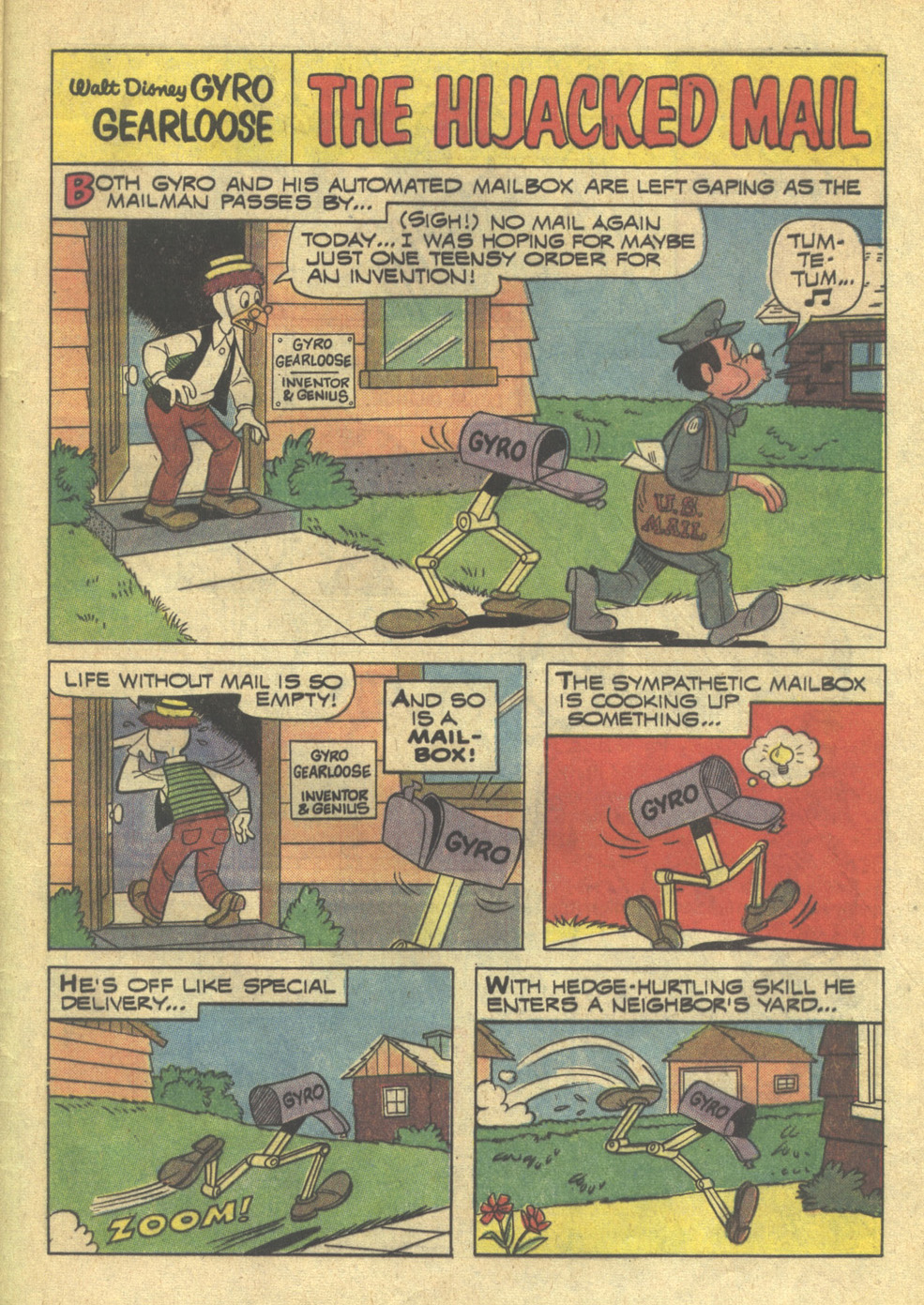 Uncle Scrooge (1953) Issue #103 #103 - English 29