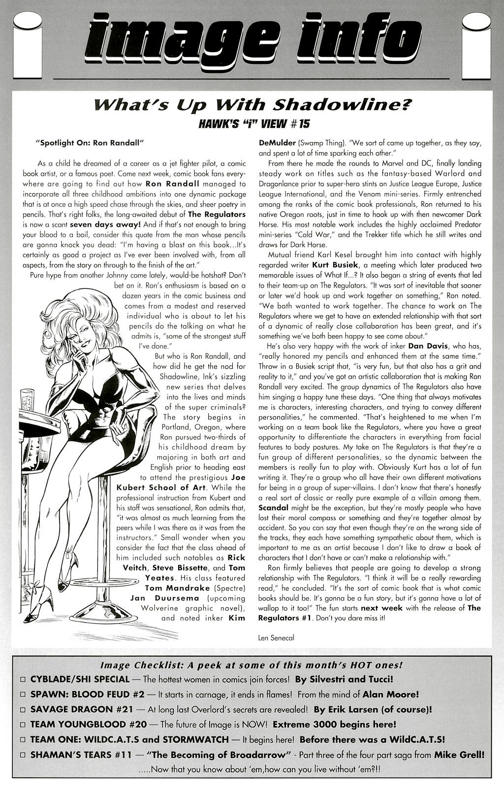 Read online The Others comic -  Issue #2 - 30