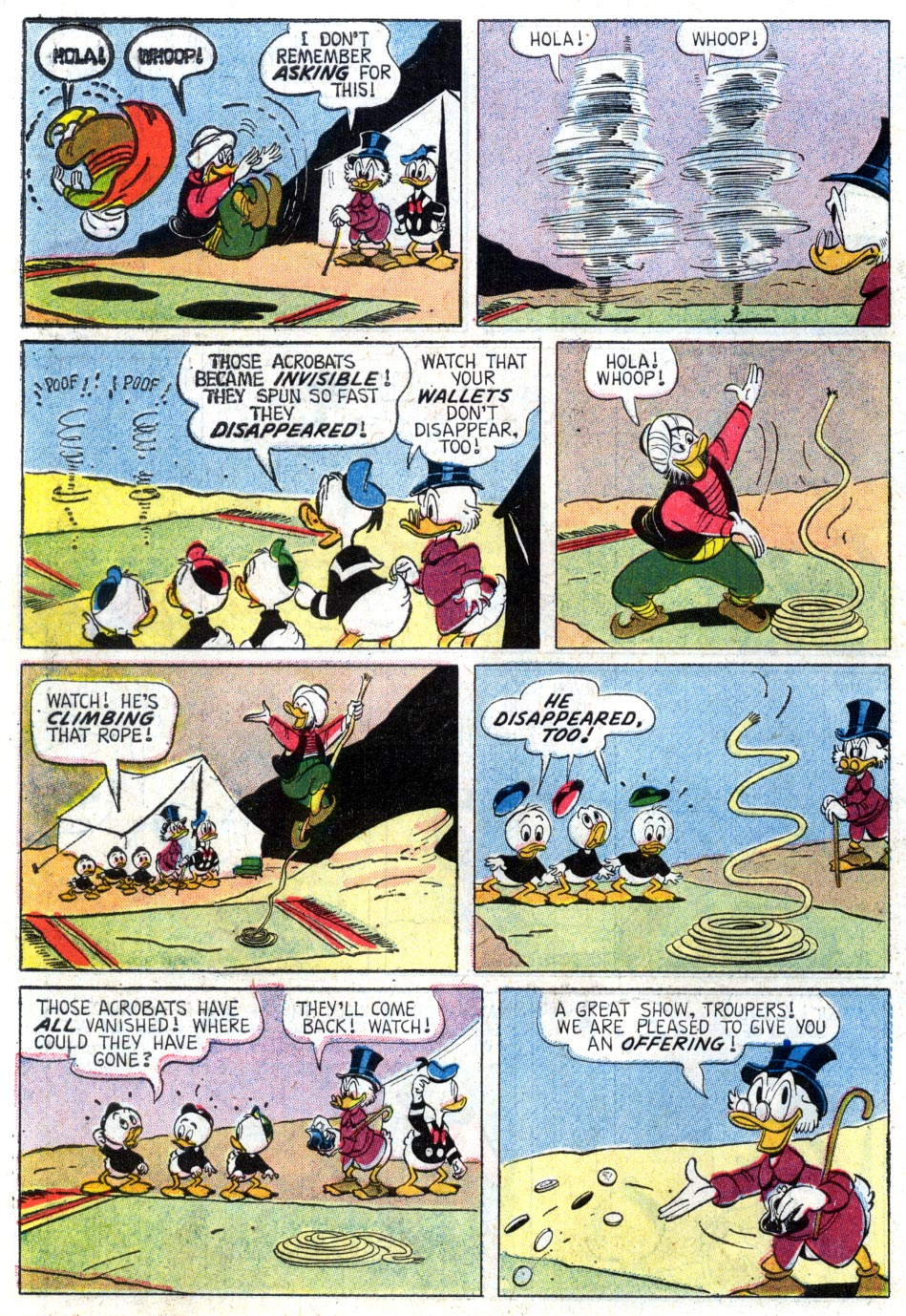 Uncle Scrooge (1953) Issue #37 #37 - English 6