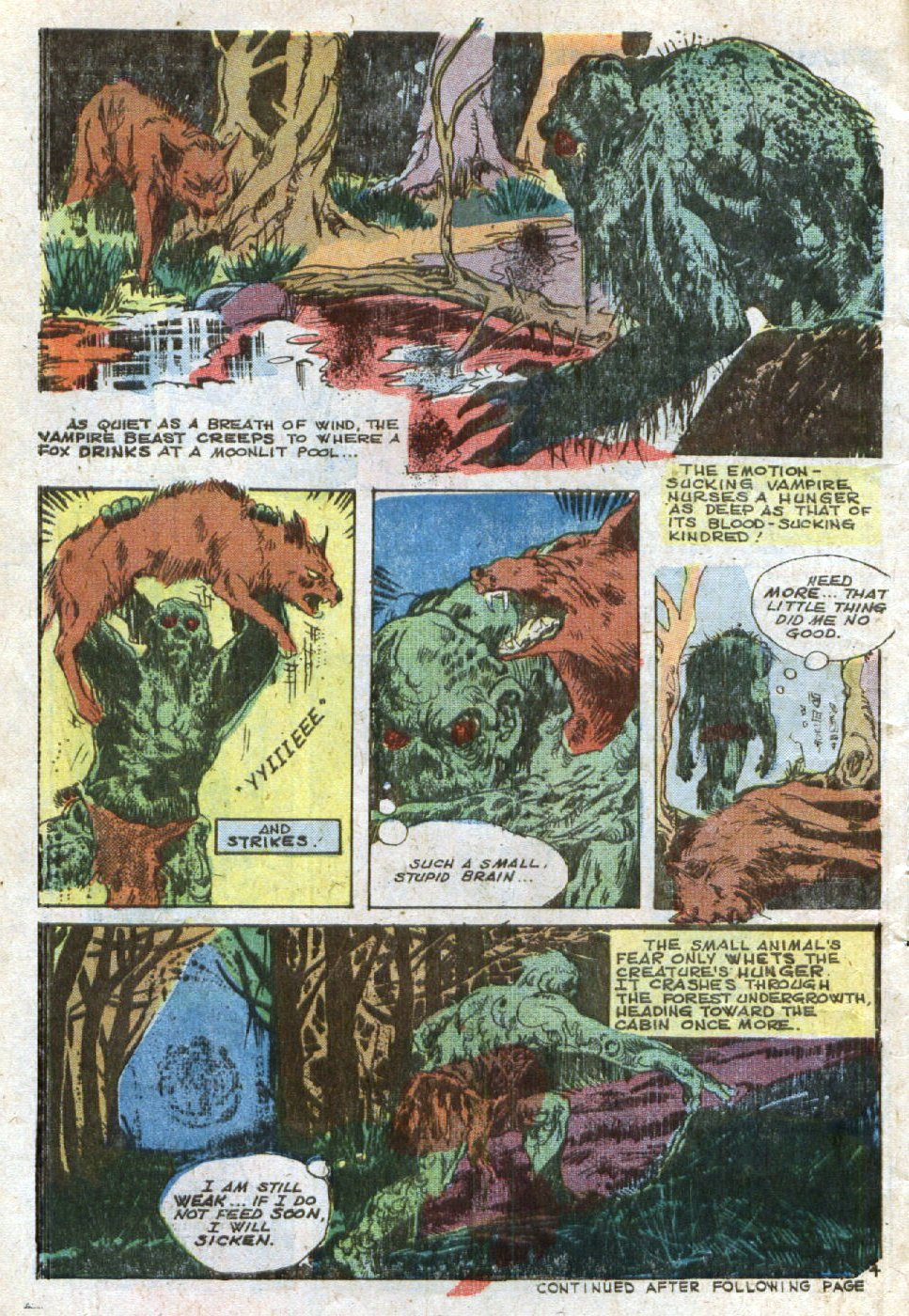 Read online Scary Tales comic -  Issue #4 - 6