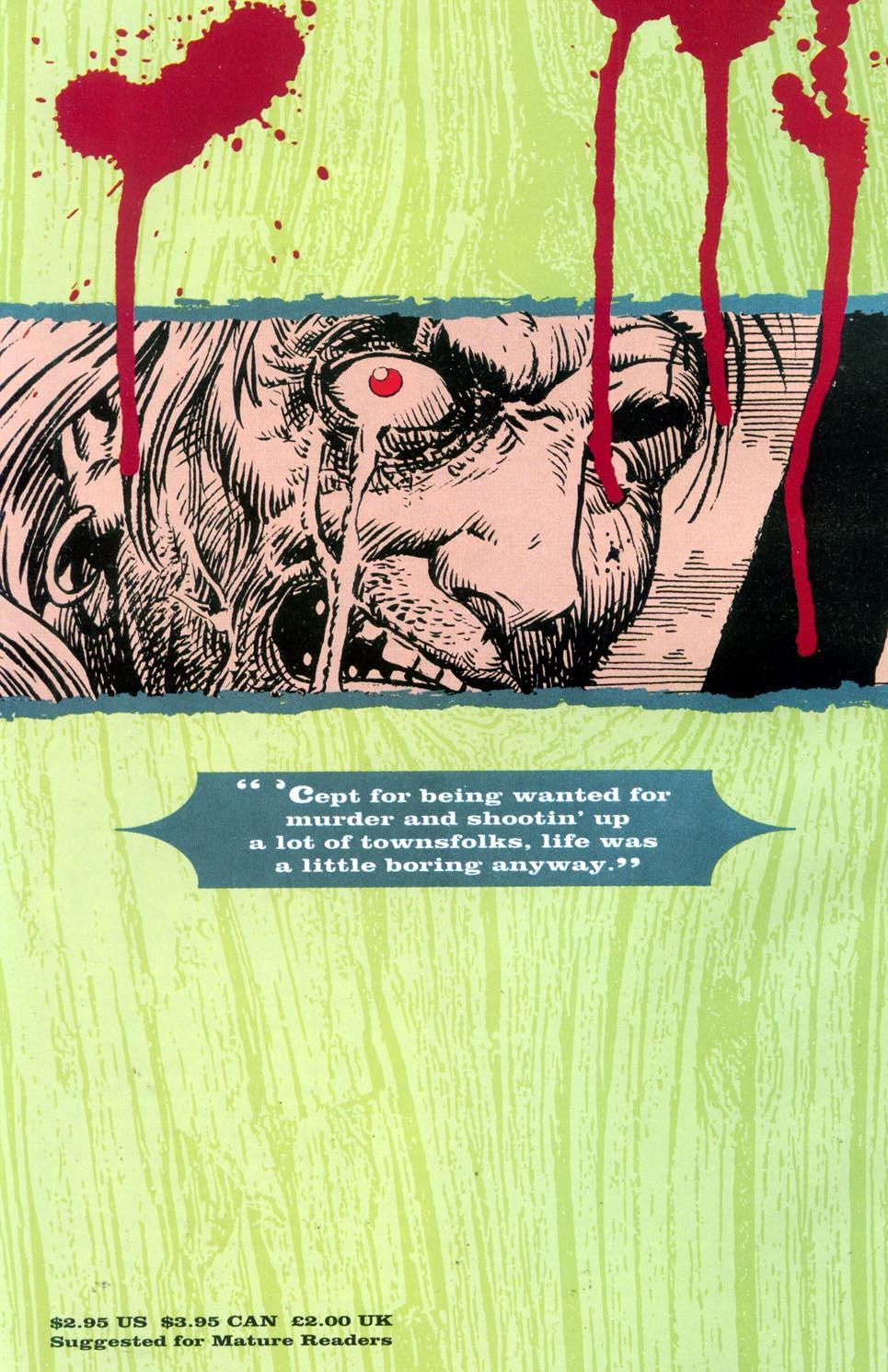 Jonah Hex: Two-Gun Mojo Issue #3 #3 - English 35