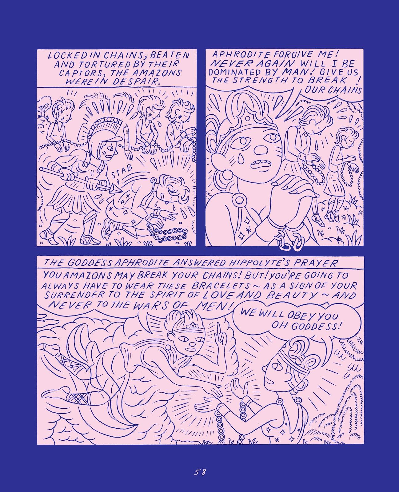 What Parsifal Saw TPB #1 - English 62
