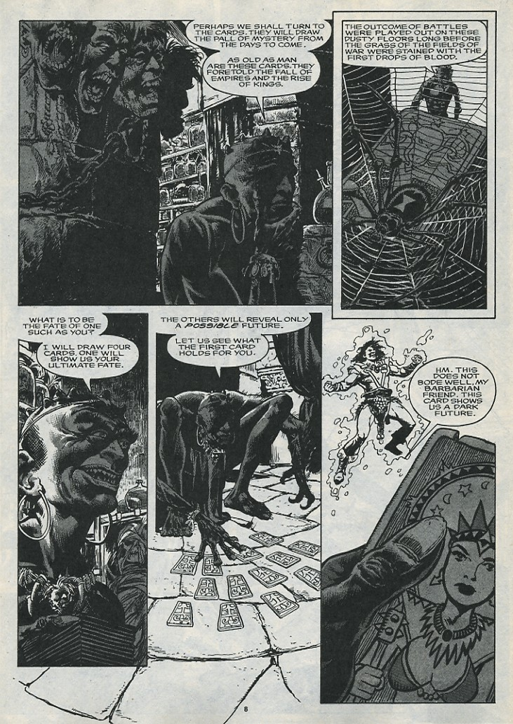 The Savage Sword Of Conan Issue #176 #177 - English 10