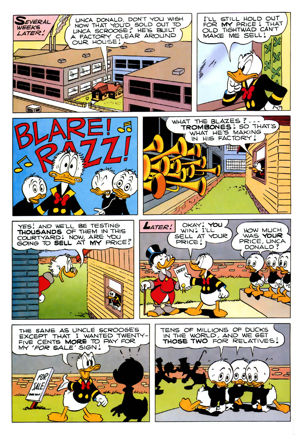 Uncle Scrooge (1953) Issue #322 #322 - English 62
