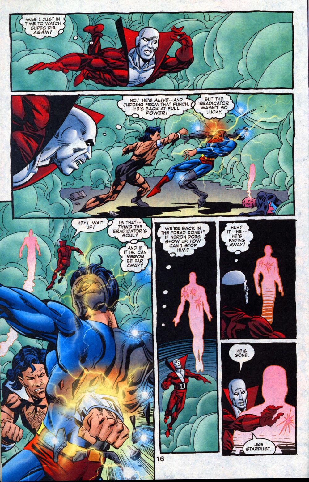 Read online Deadman: Dead Again comic -  Issue #4 - 17