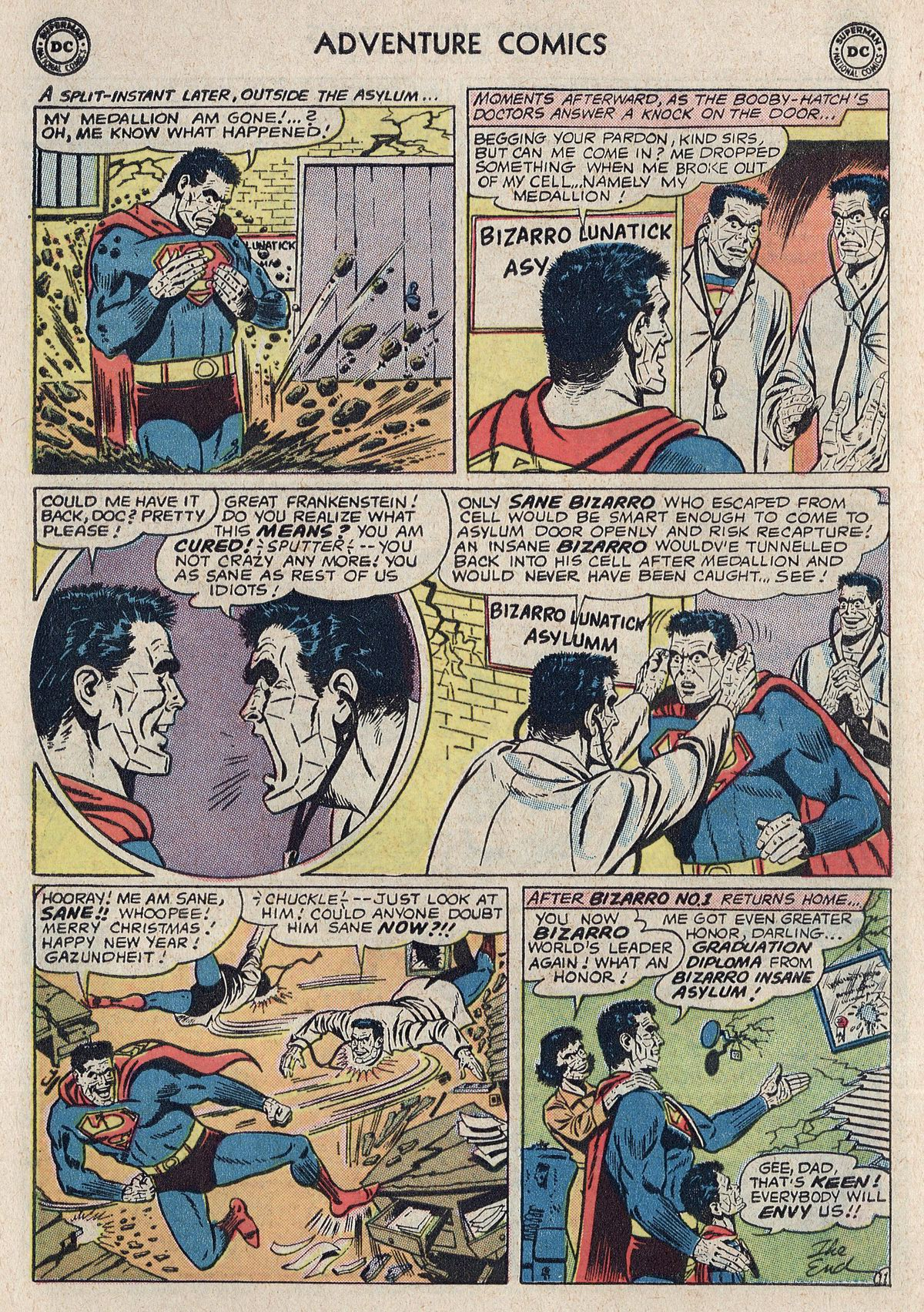 Read online Adventure Comics (1938) comic -  Issue #298 - 30