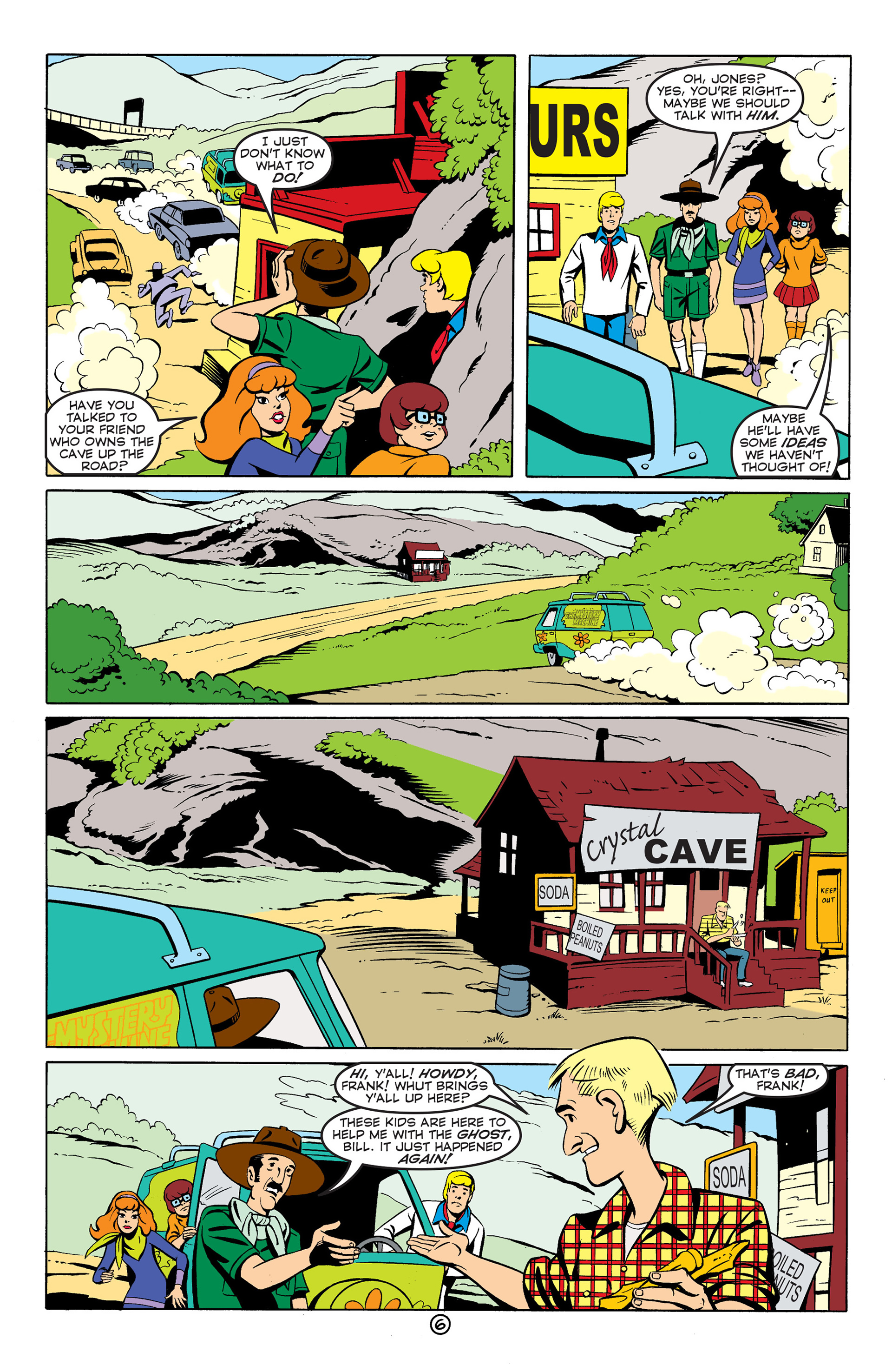 Read online Scooby-Doo (1997) comic -  Issue #52 - 7