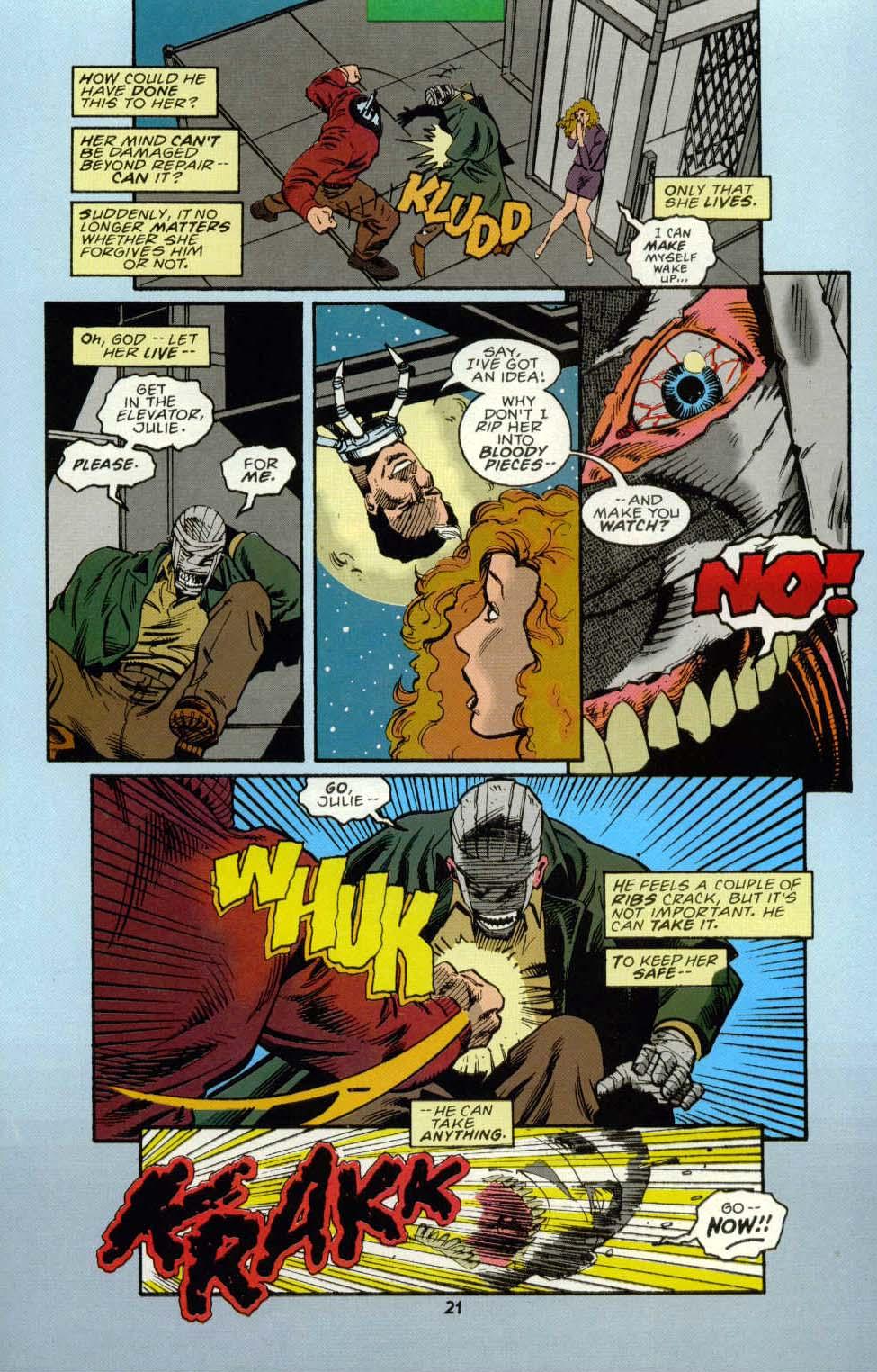 Darkman (1993) #5 #5 - English 18