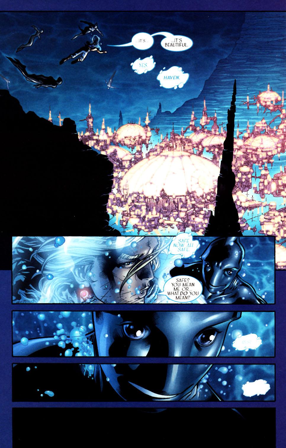 Read online Scion comic -  Issue #5 - 14