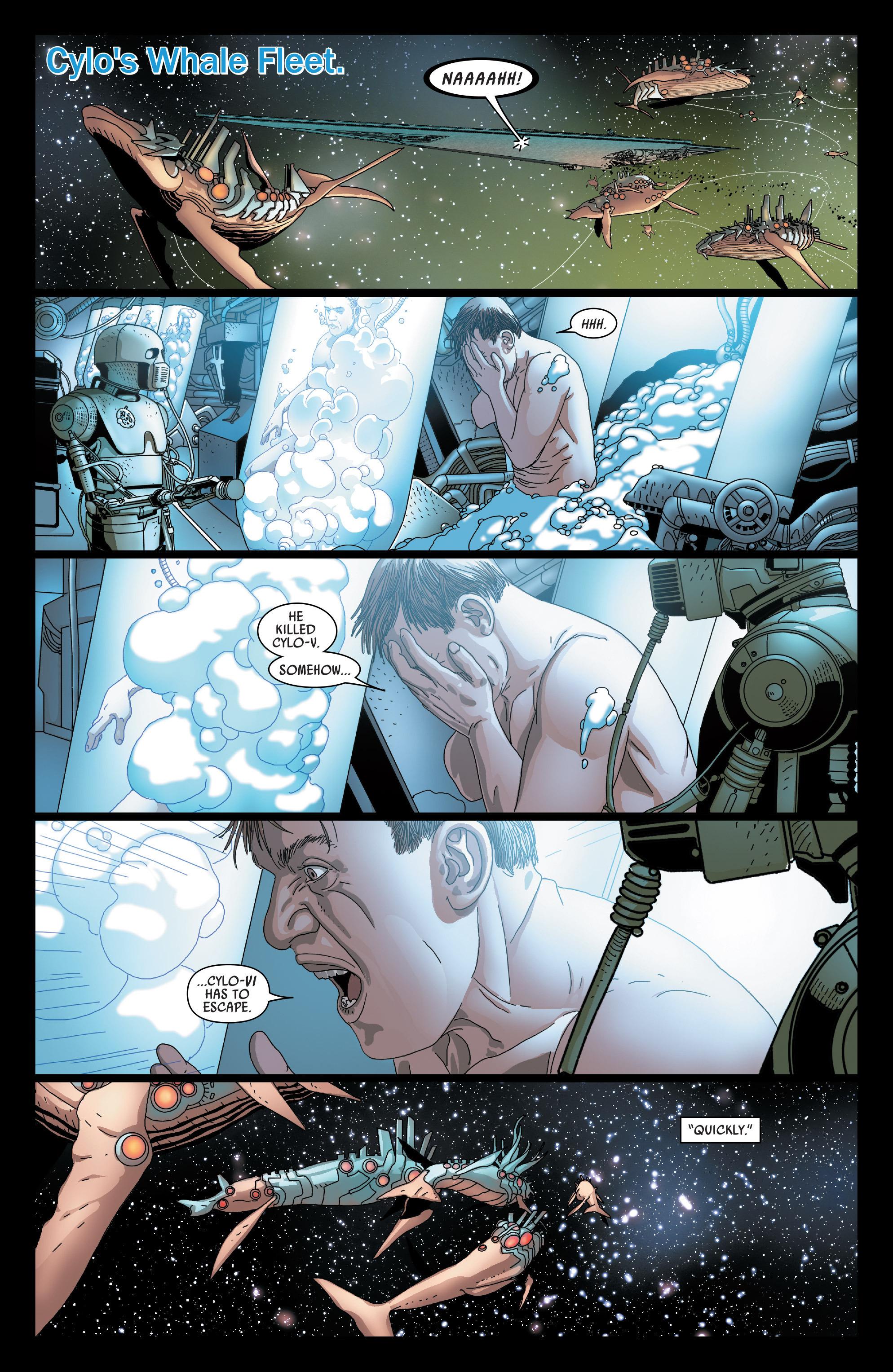 Read online Darth Vader comic -  Issue #24 - 20