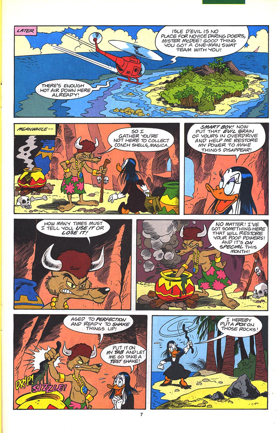 Uncle Scrooge (1953) Issue #270 #270 - English 18