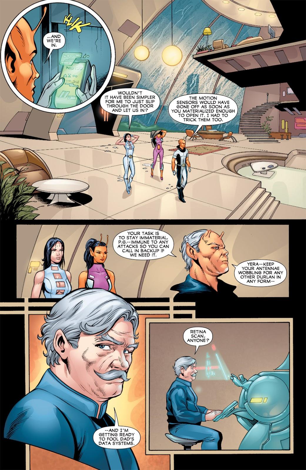 Legion of Super-Heroes (2010) Issue #10 #11 - English 10