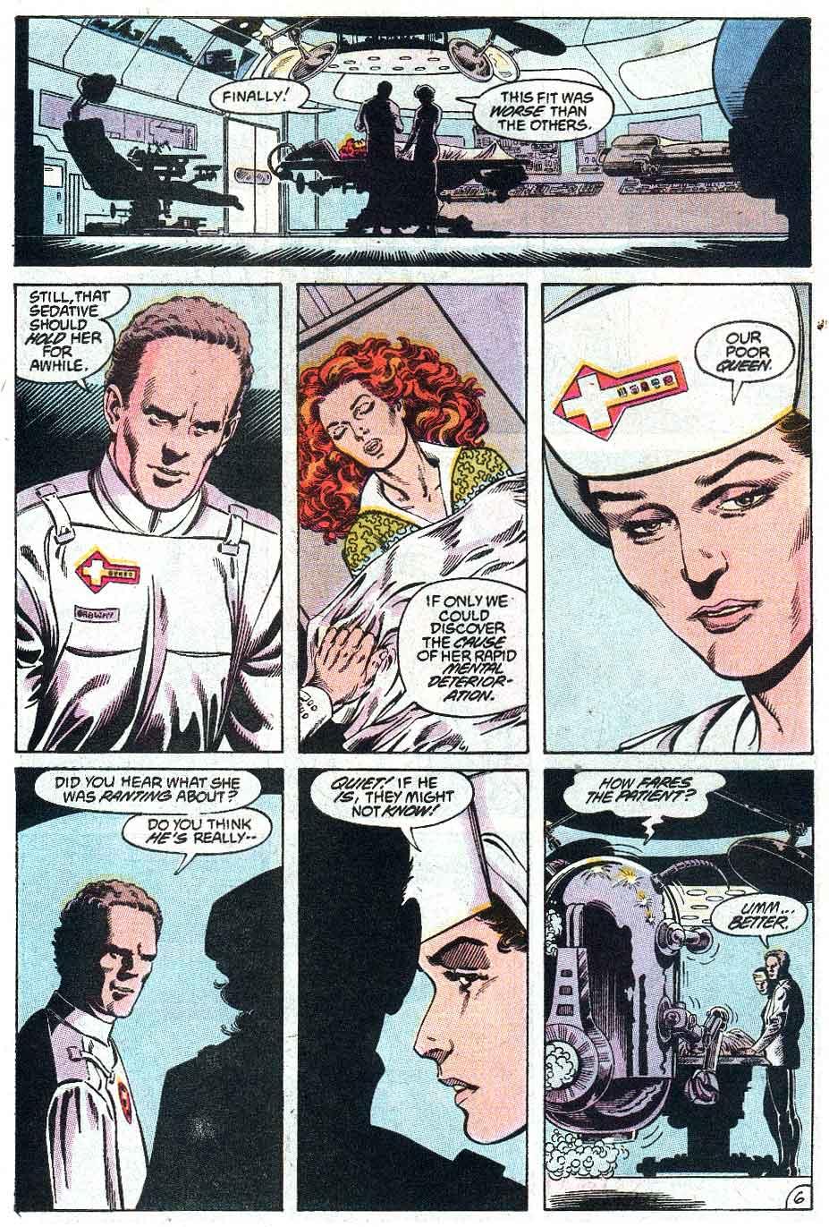 Aquaman (1989) Issue #2 #2 - English 7