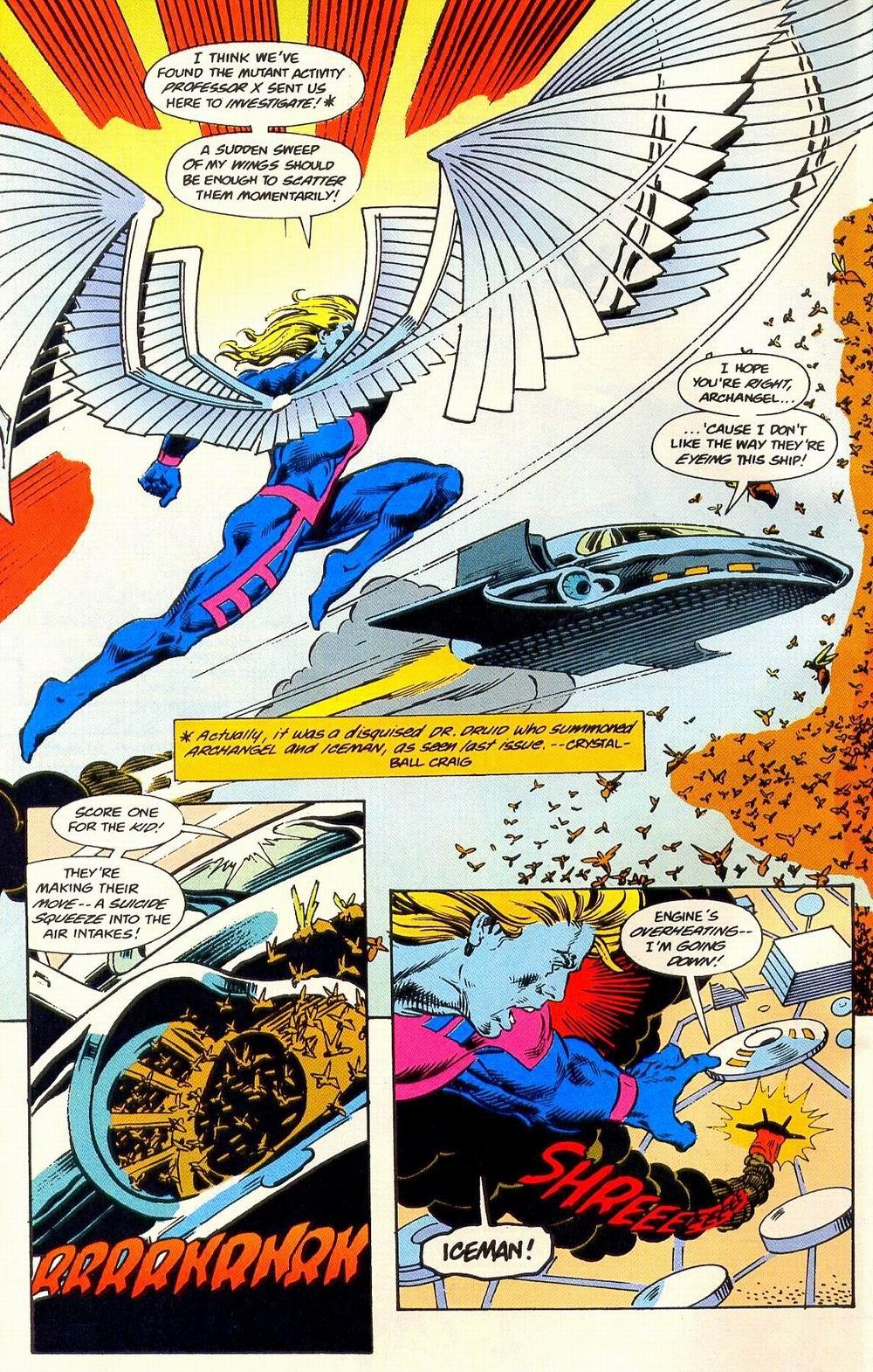 Read online Secret Defenders comic -  Issue #19 - 3