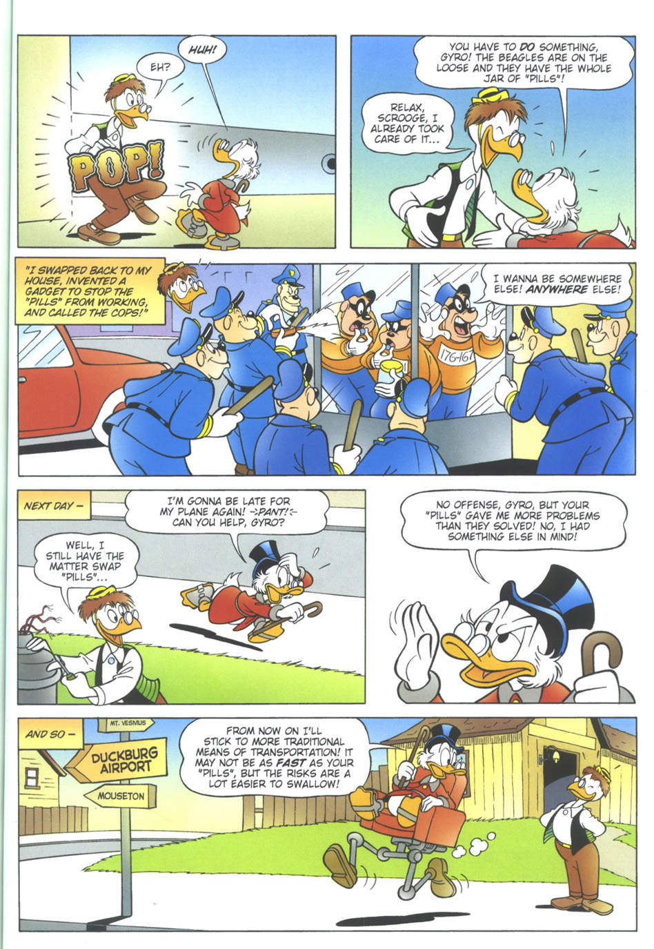 Uncle Scrooge (1953) Issue #337 #337 - English 59