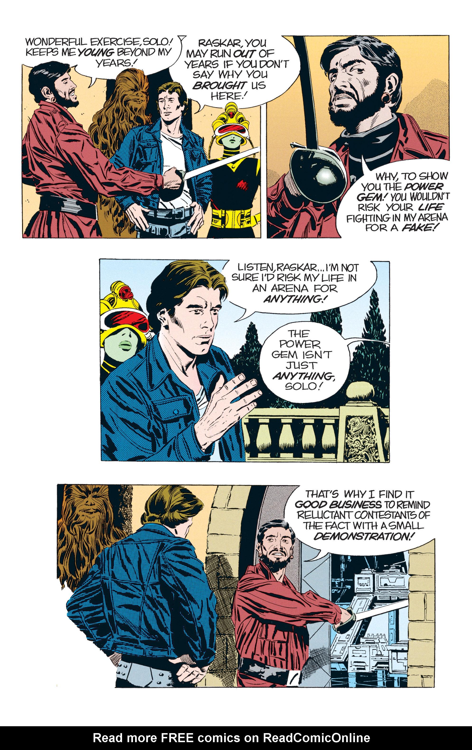 Classic Star Wars #11 #11 - English 26