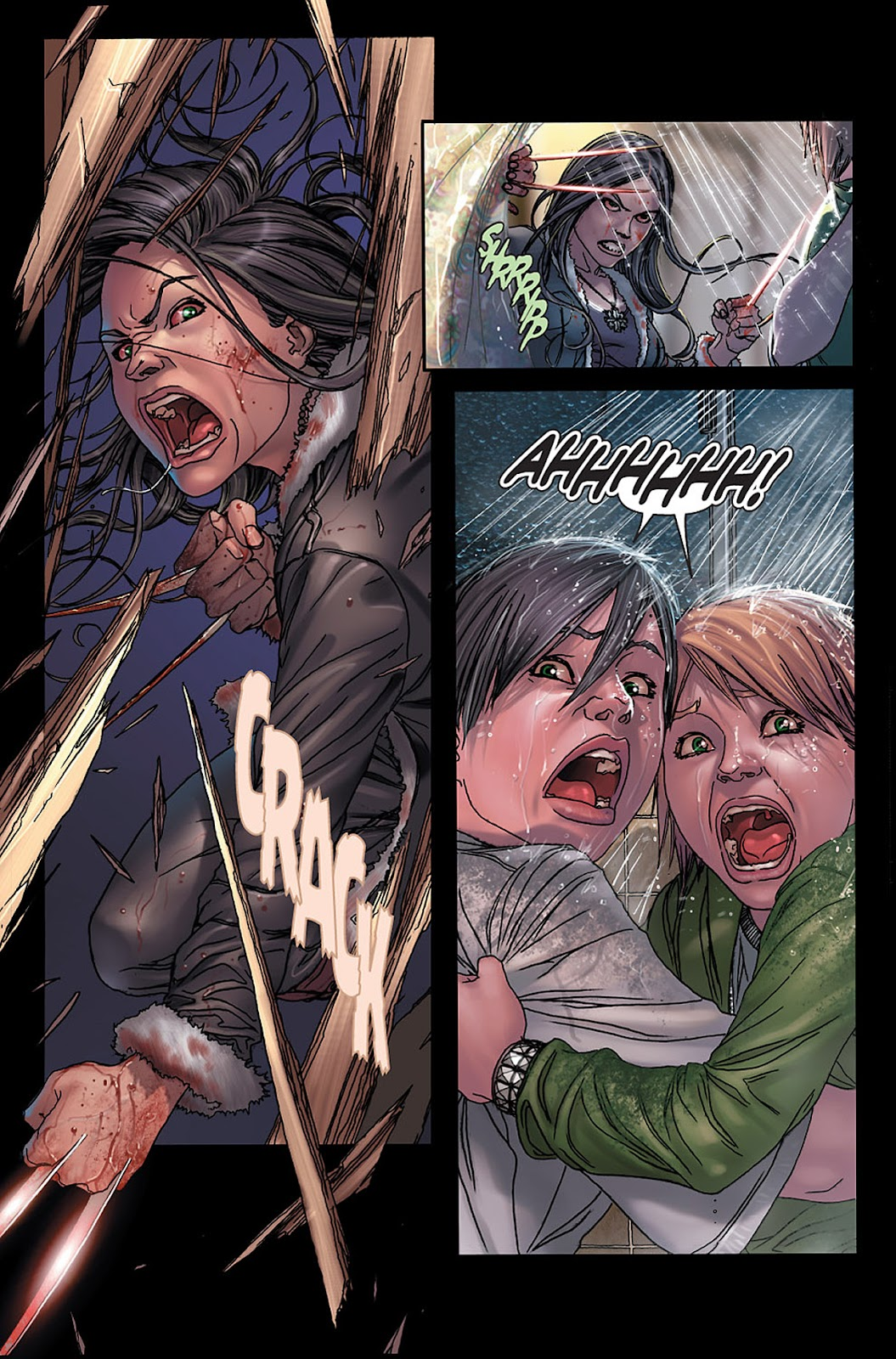 X-23: Target X Issue #4 #4 - English 8