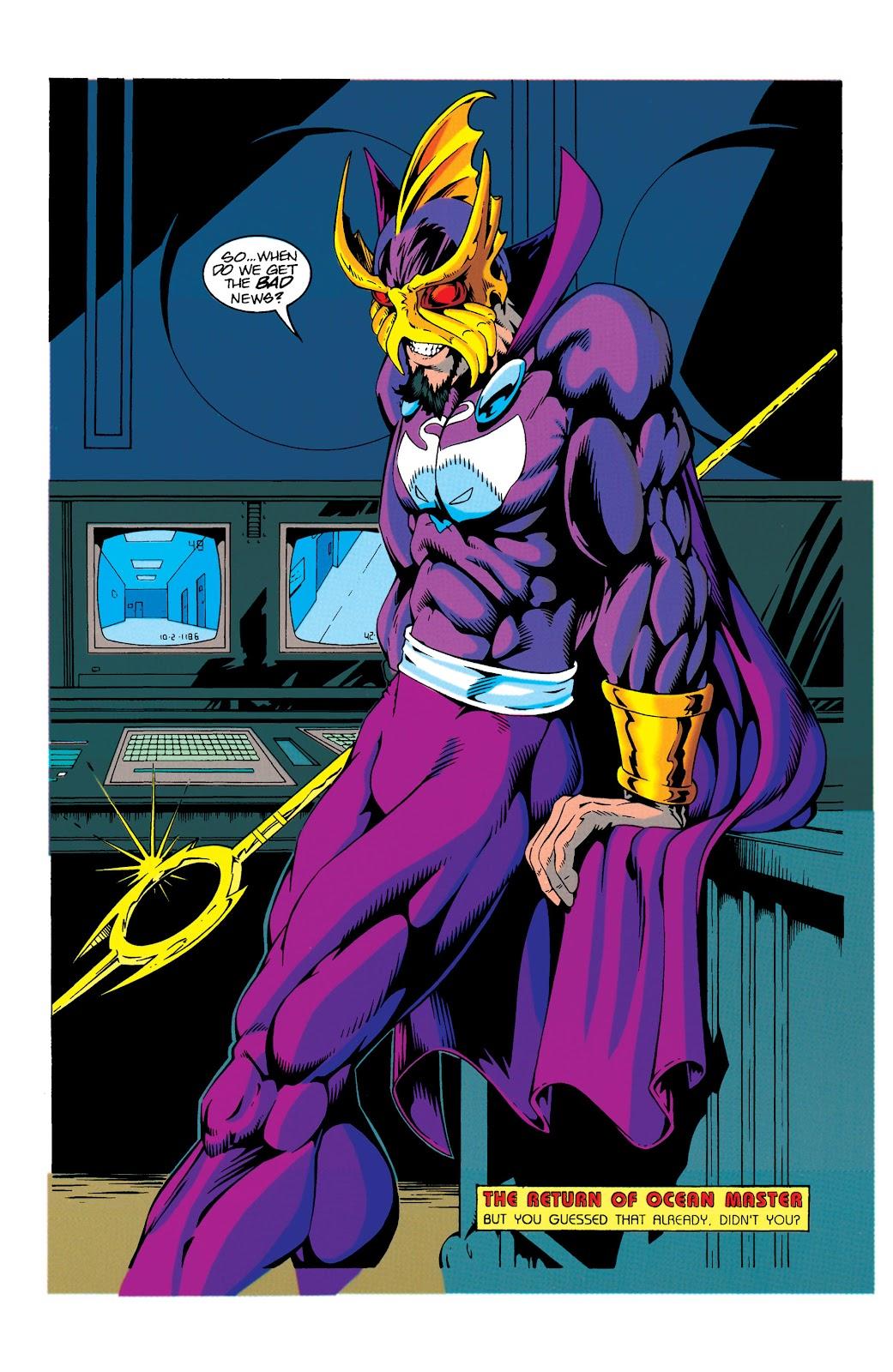 Aquaman (1994) Issue #18 #24 - English 22