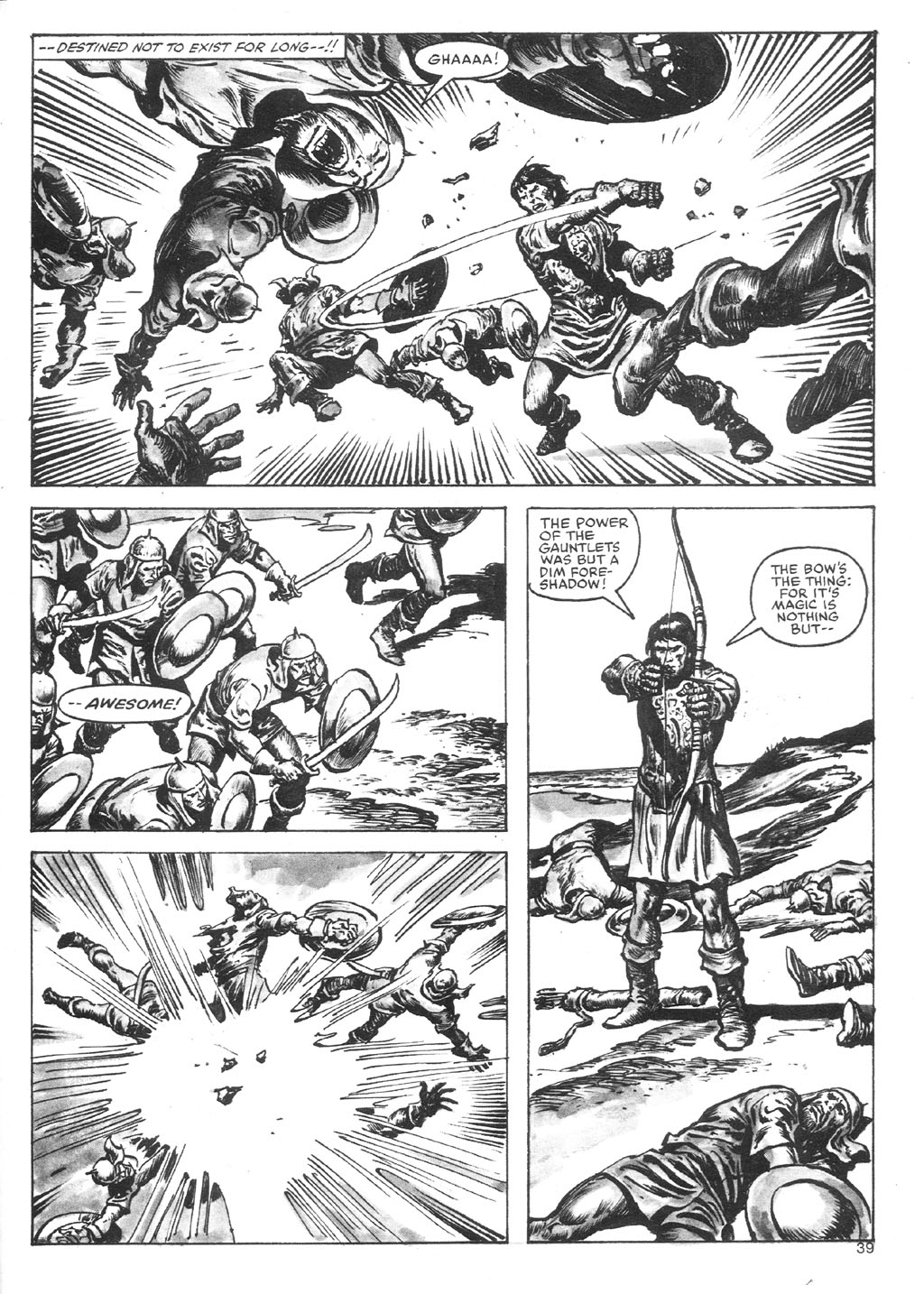 The Savage Sword Of Conan Issue #87 #88 - English 39