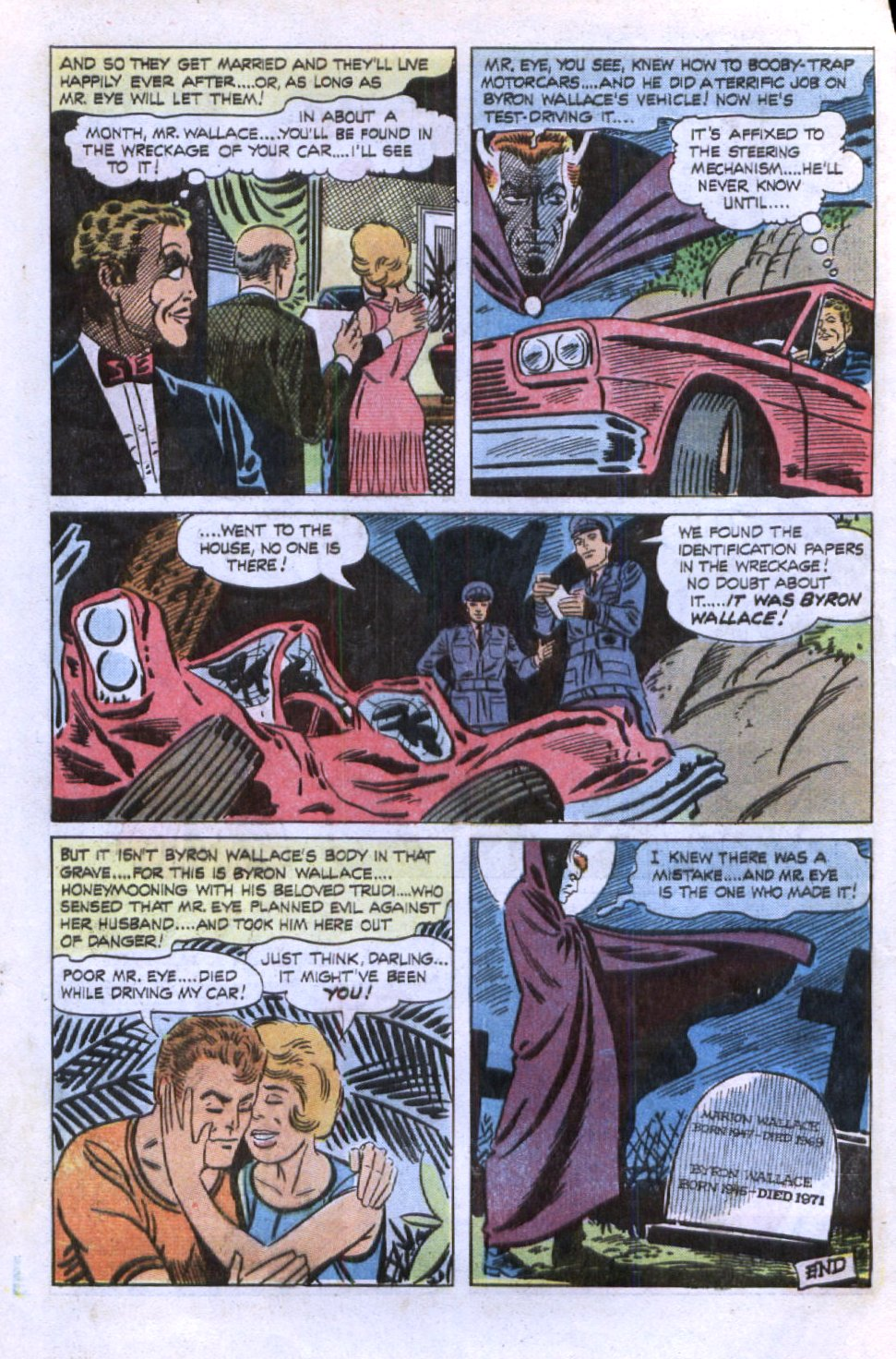Read online Scary Tales comic -  Issue #34 - 32