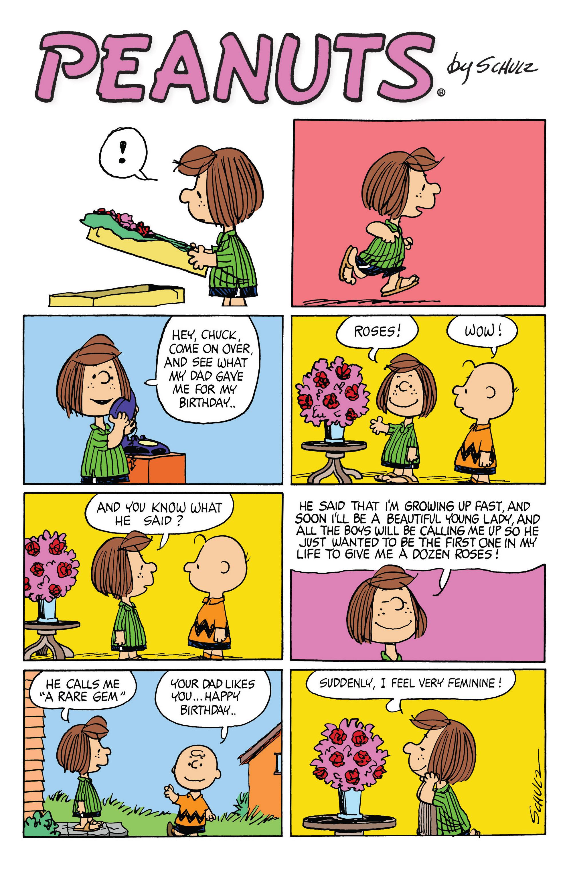 Read online Peanuts (2012) comic -  Issue #20 - 8