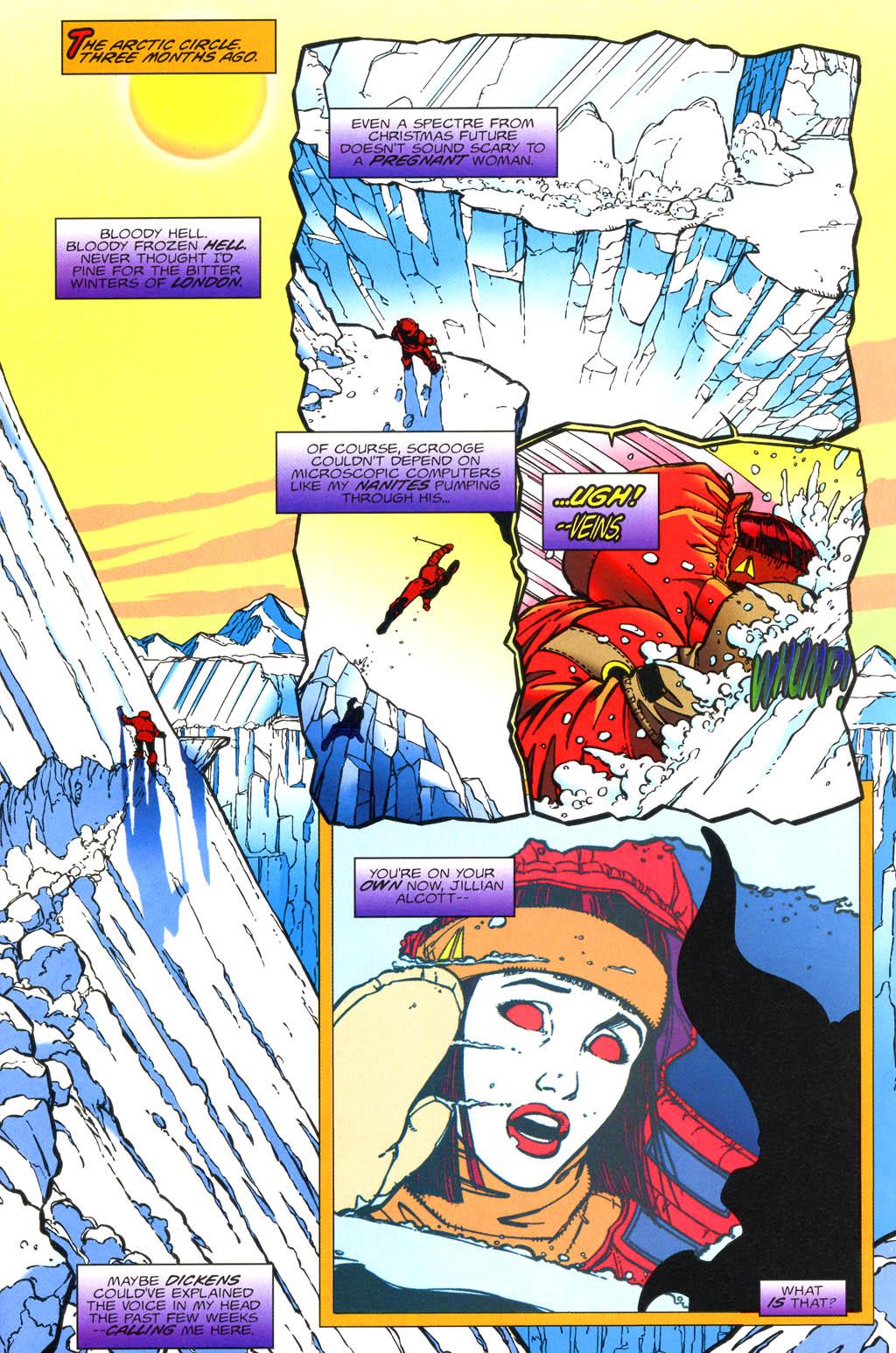 Read online Bloodshot (1993) comic -  Issue #50 - 2