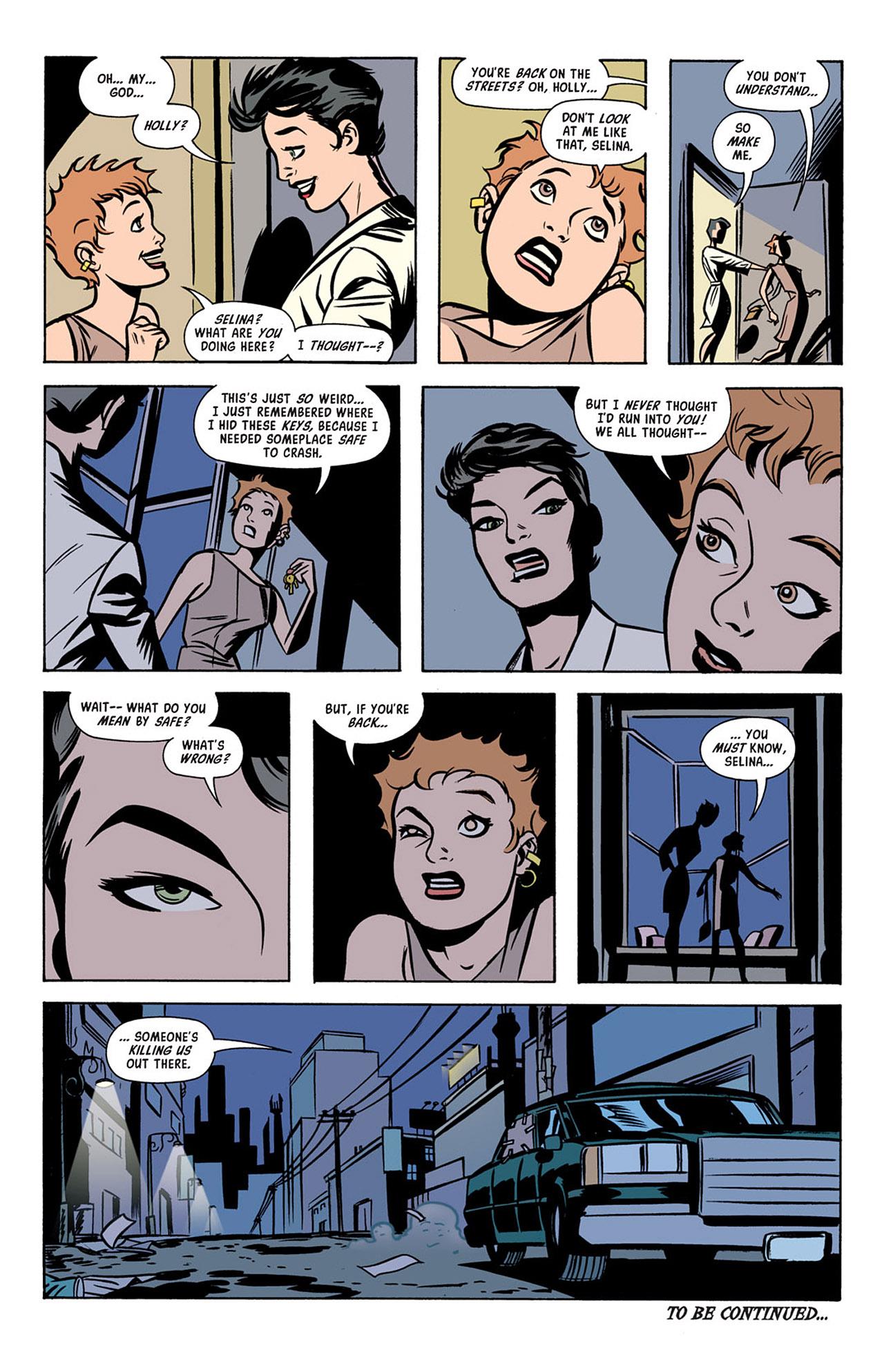 Catwoman (2002) #1 #83 - English 23