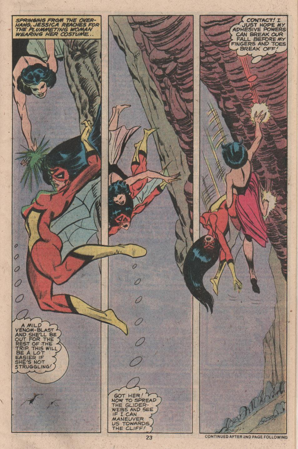 Spider-Woman (1978) Issue #17 #17 - English 15