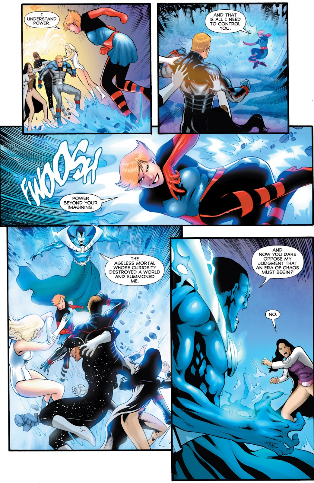 Legion of Super-Heroes (2010) Issue #16 #17 - English 10