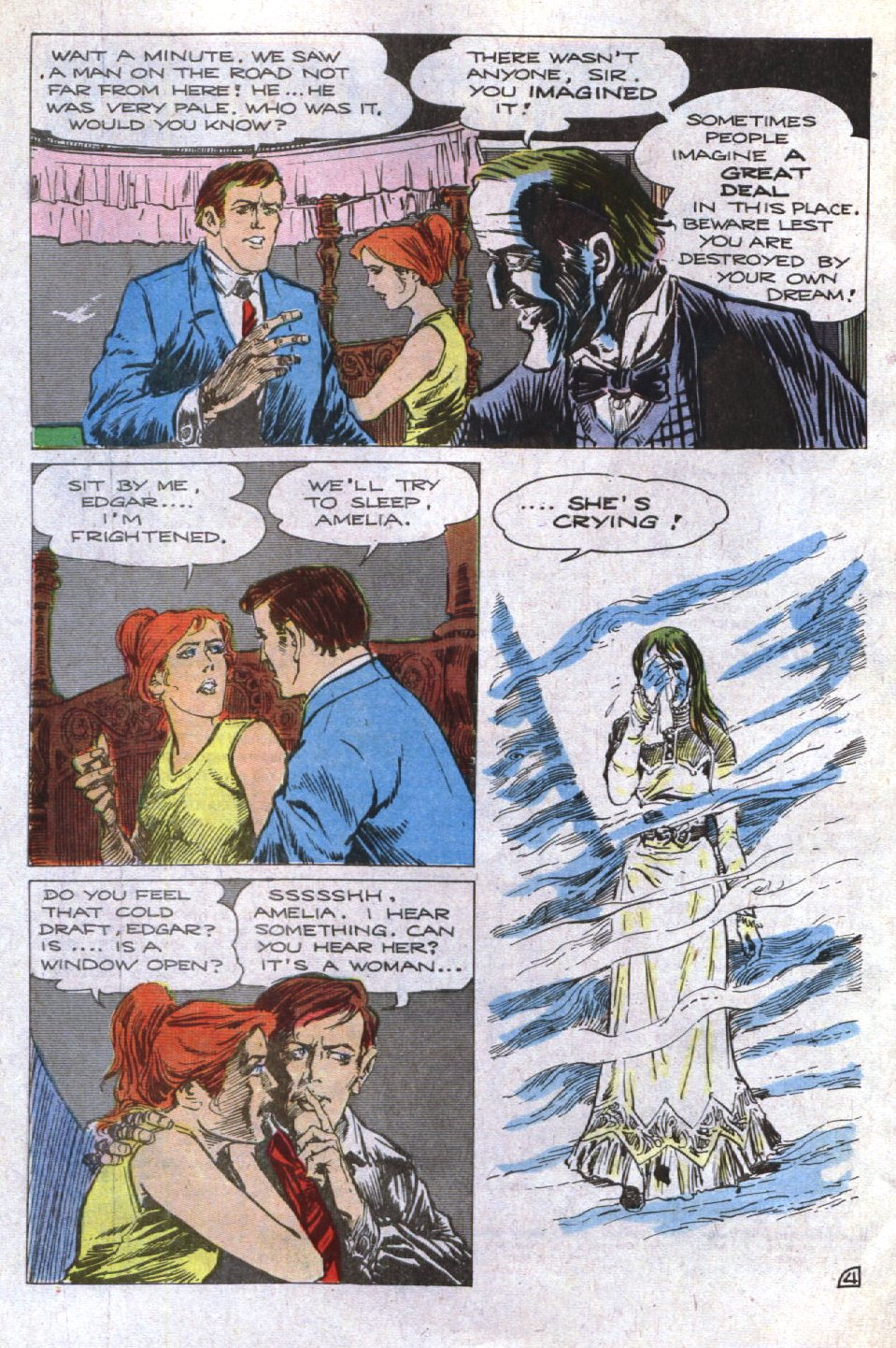 Read online Scary Tales comic -  Issue #45 - 6