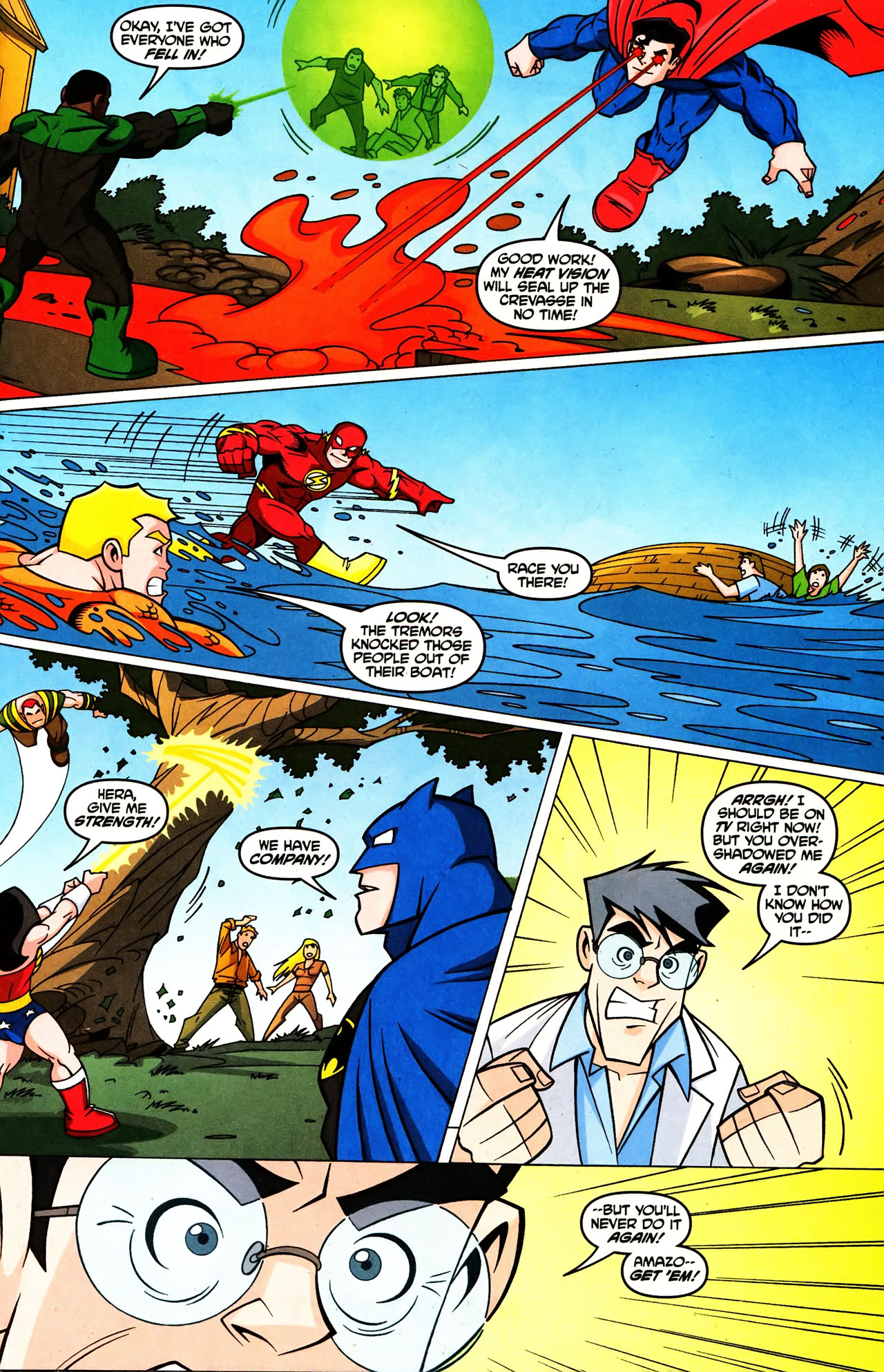 Super Friends #1 #29 - English 23