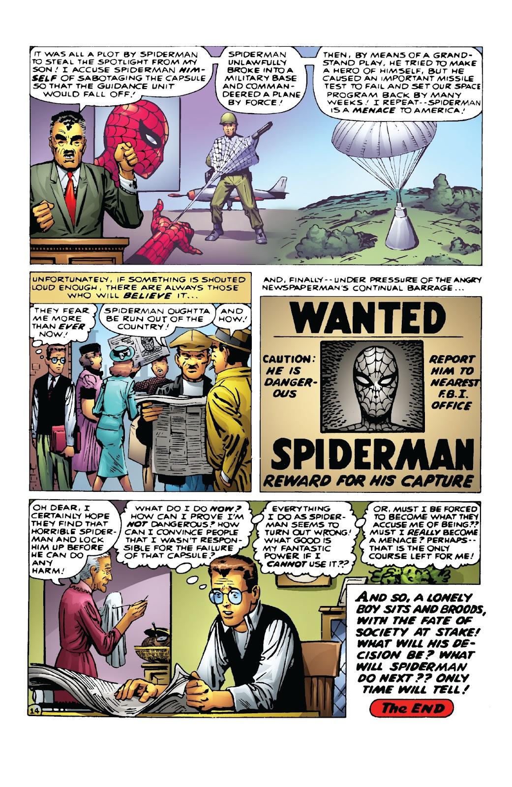 Amazing Fantasy #15: Spider-Man! Full #1 - English 29