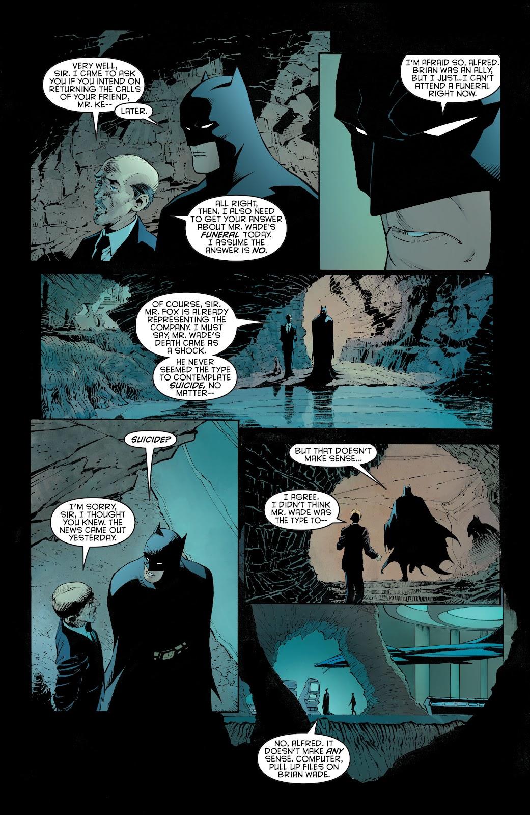 Batman (2011) Issue #19 #34 - English 12