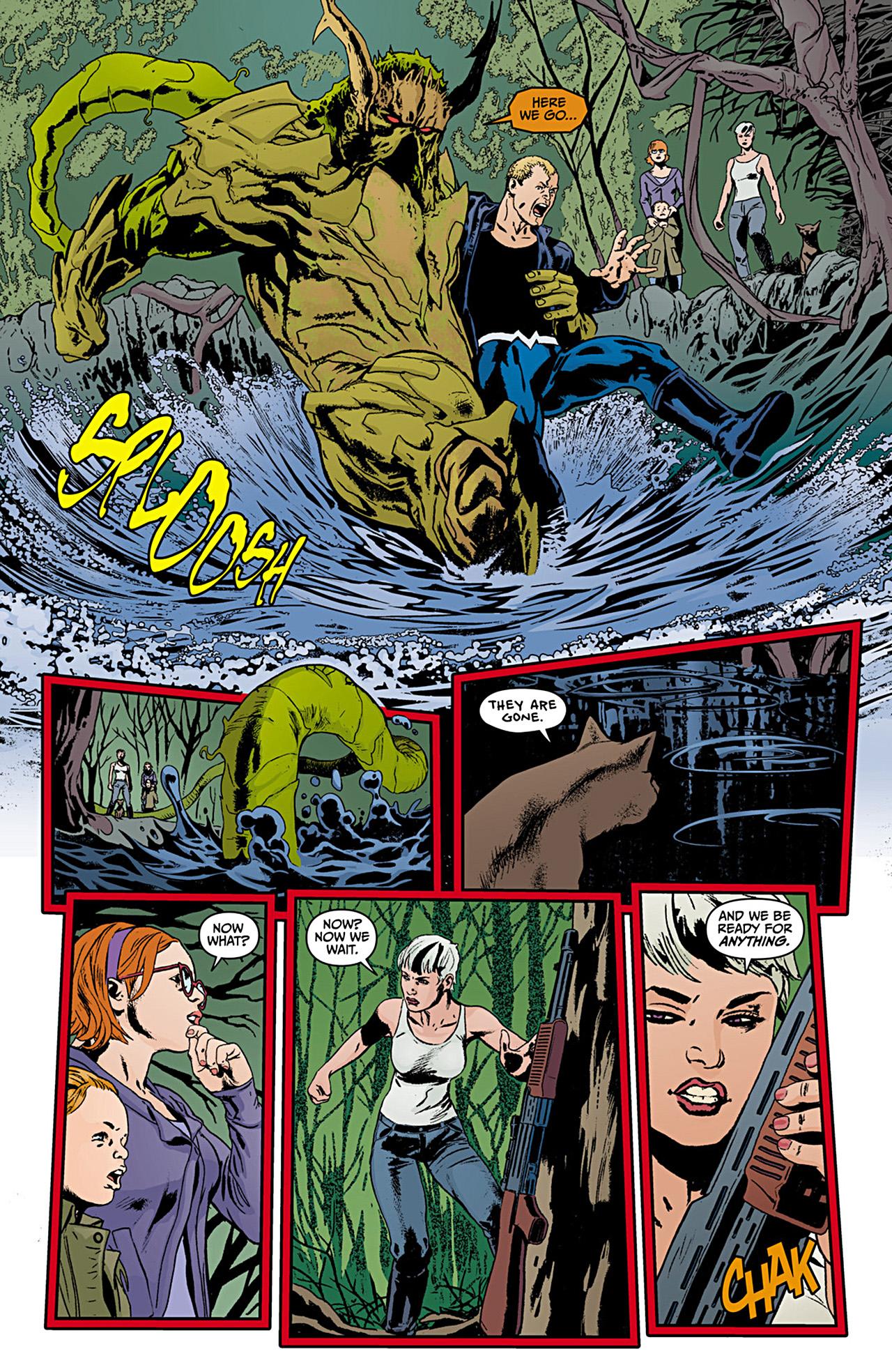 Read online Animal Man (2011) comic -  Issue #12 - 17